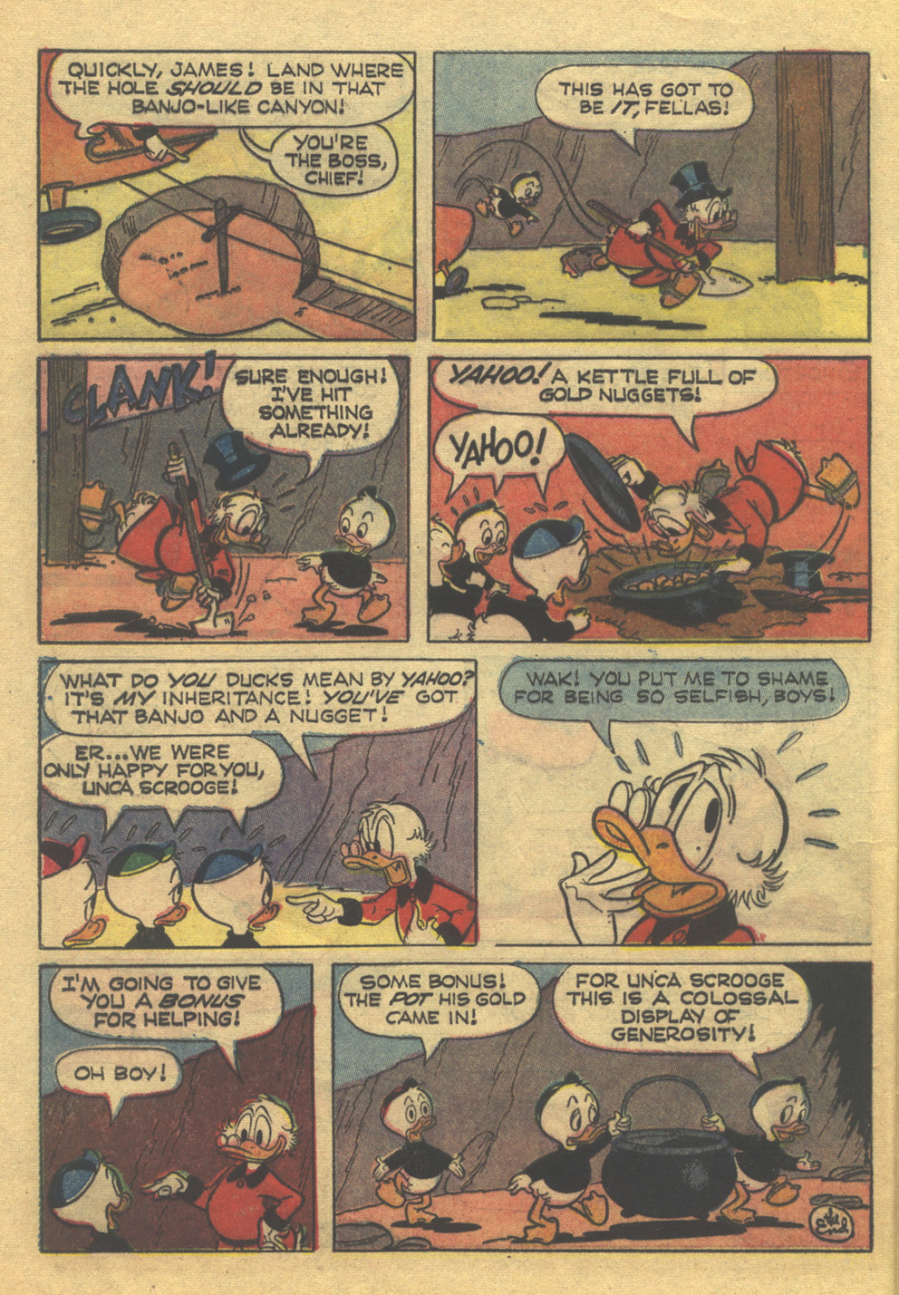 Read online Uncle Scrooge (1953) comic -  Issue #80 - 32