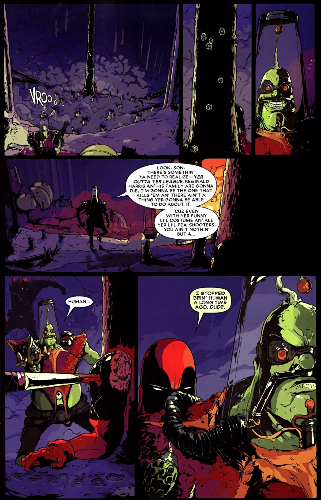 Read online Deadpool (2008) comic -  Issue #32 - 17