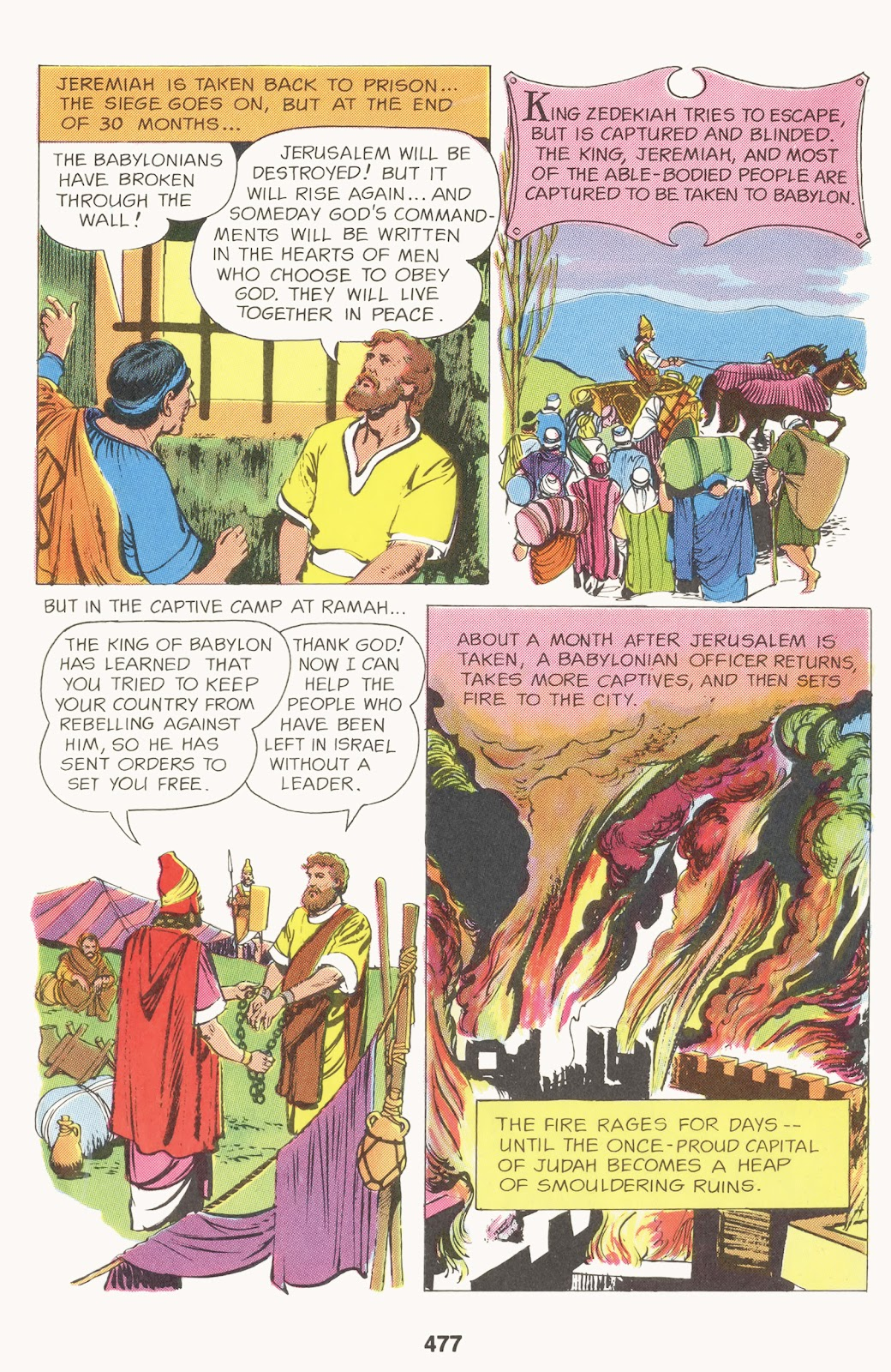 The Picture Bible issue TPB (Part 5) - Page 80