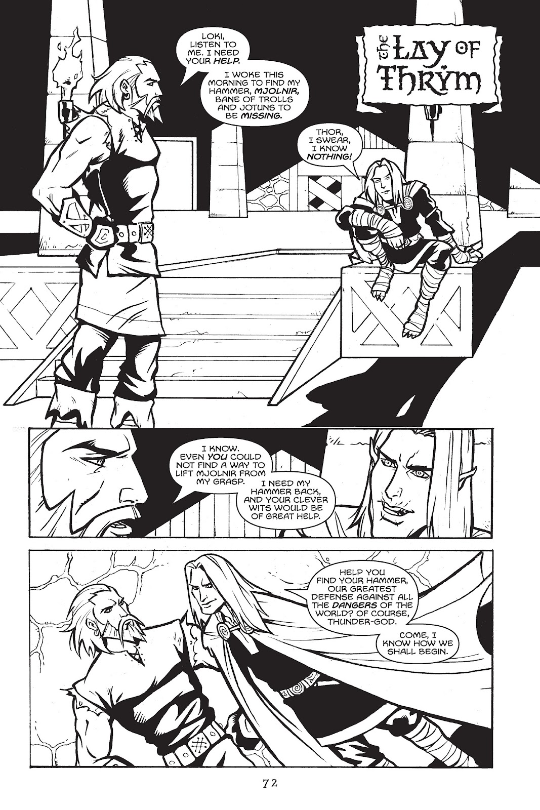 Read online Gods of Asgard comic -  Issue # TPB (Part 1) - 73