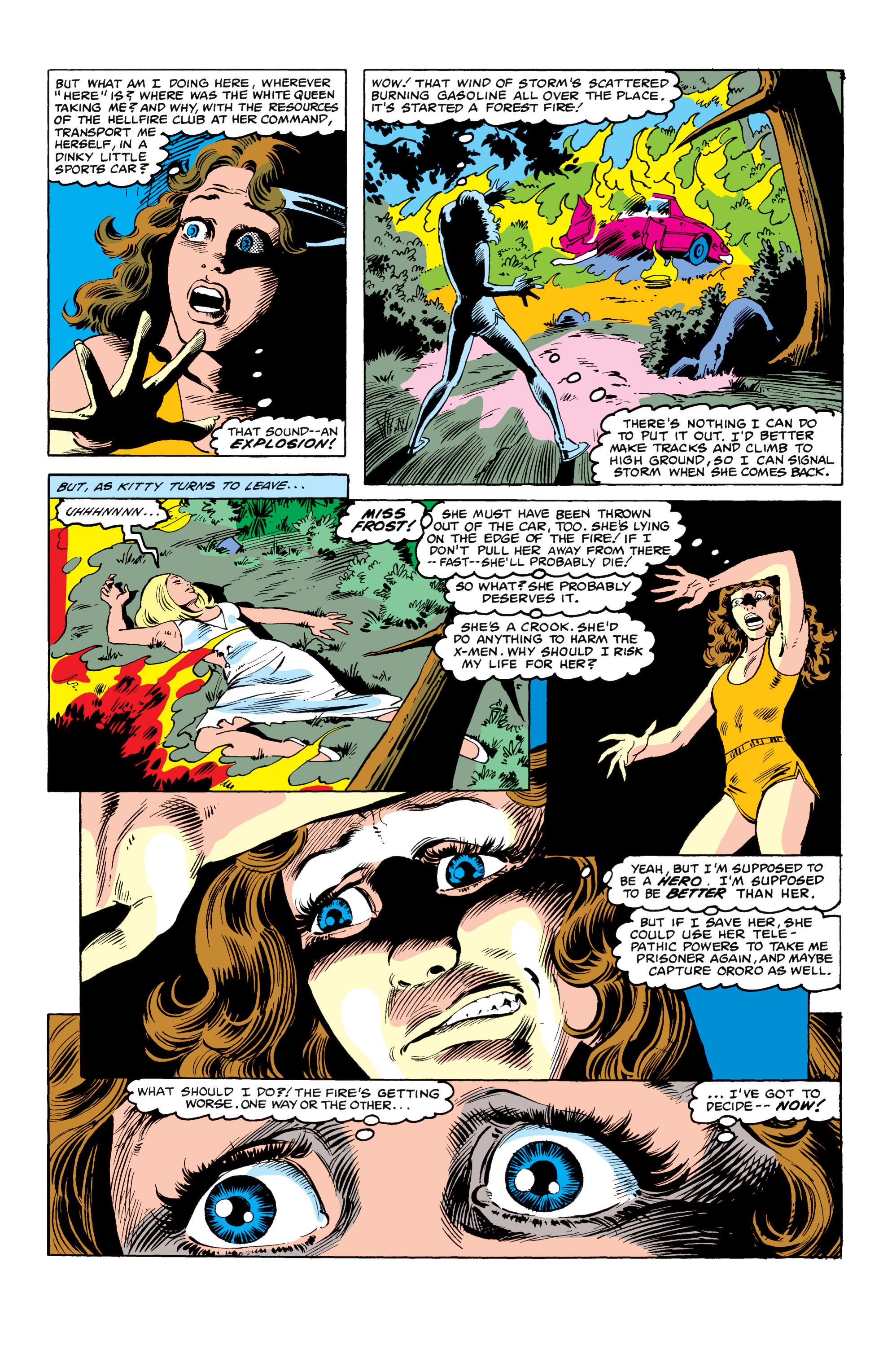 Read online Uncanny X-Men (1963) comic -  Issue #152 - 6