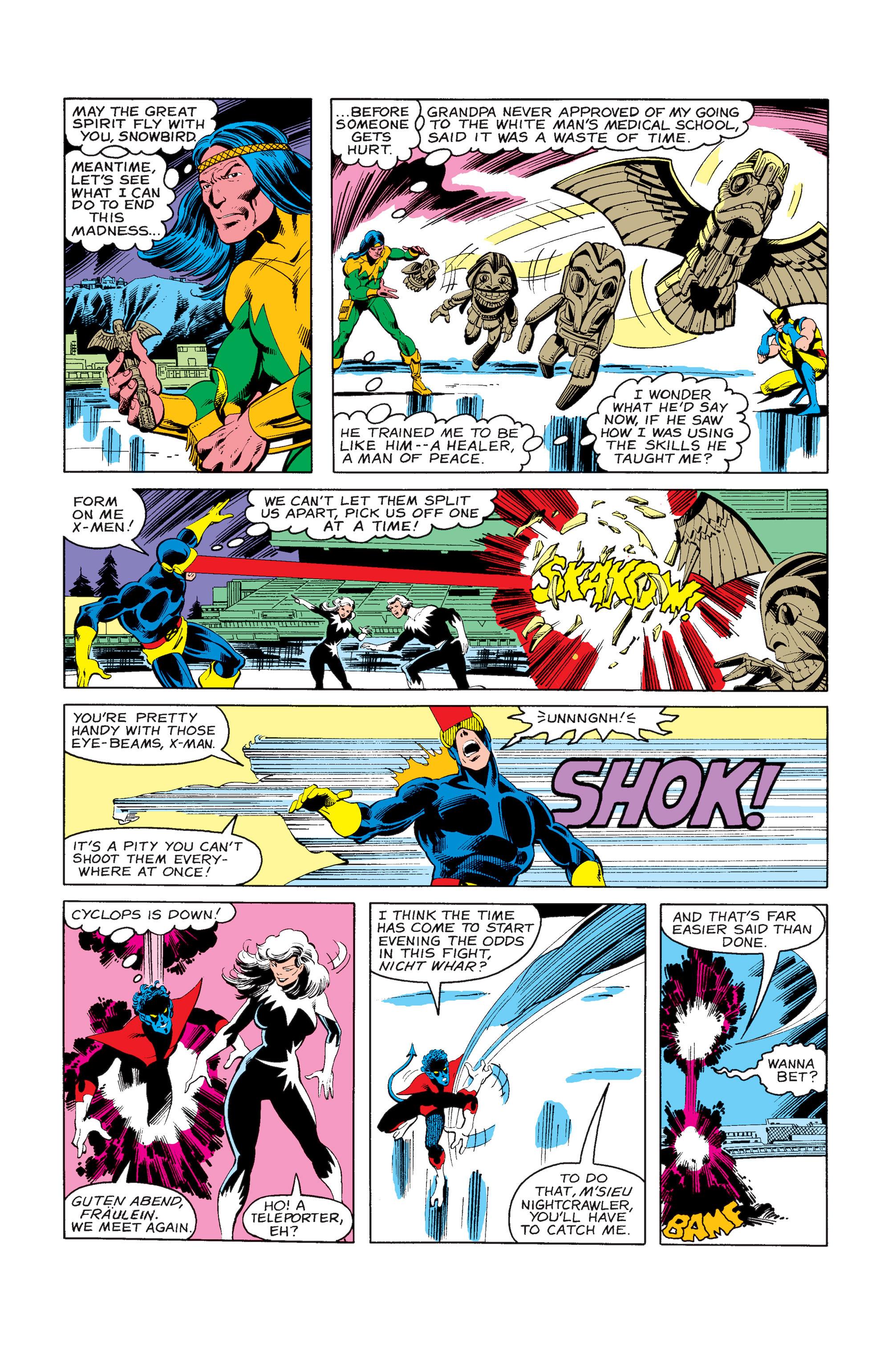 Uncanny X-Men (1963) 121 Page 8