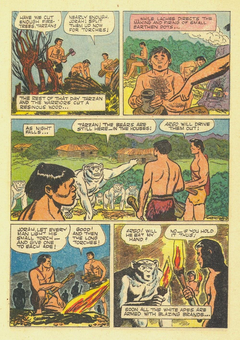 Tarzan (1948) issue 65 - Page 9