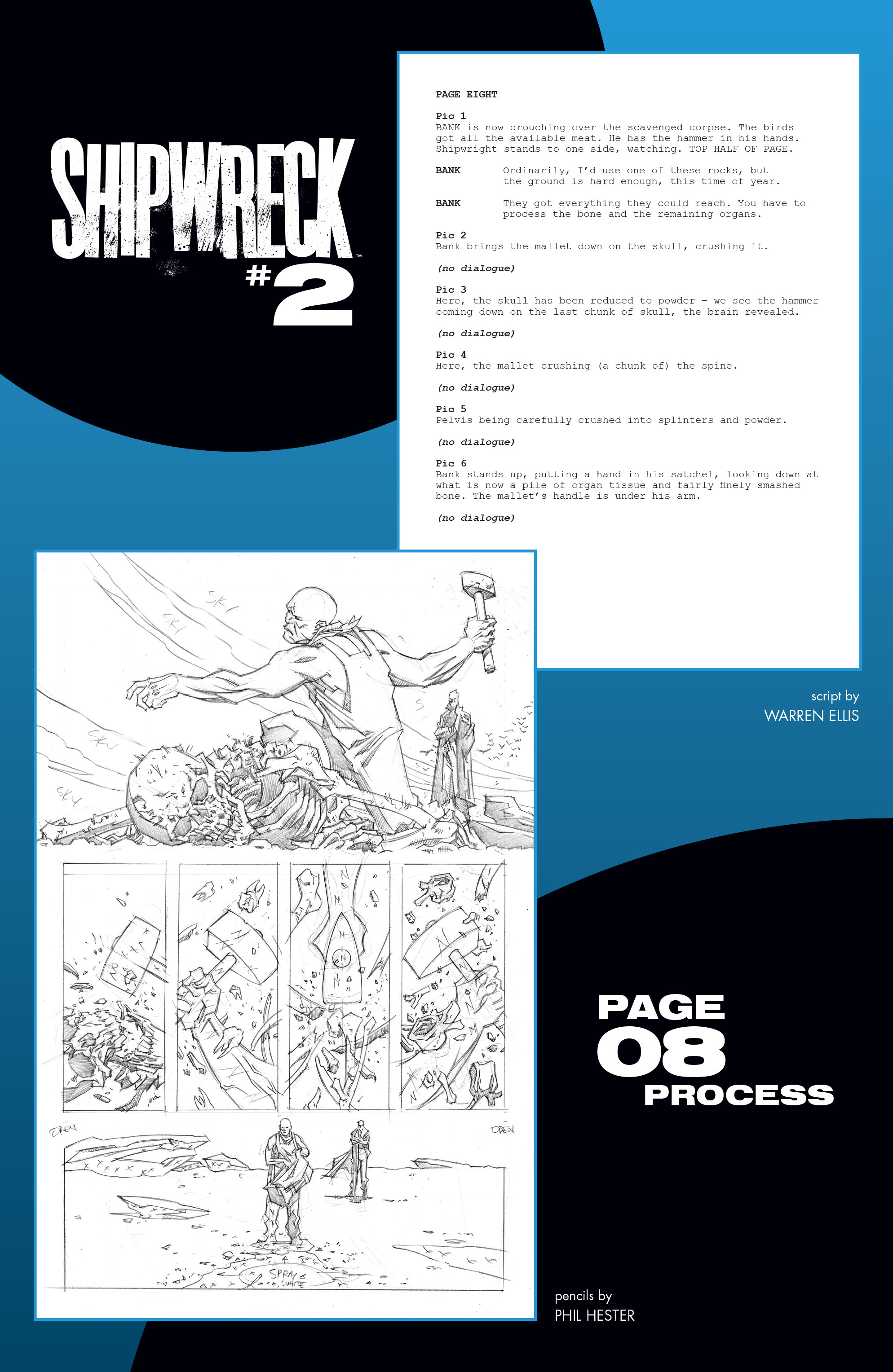 Read online Shipwreck comic -  Issue #2 - 24