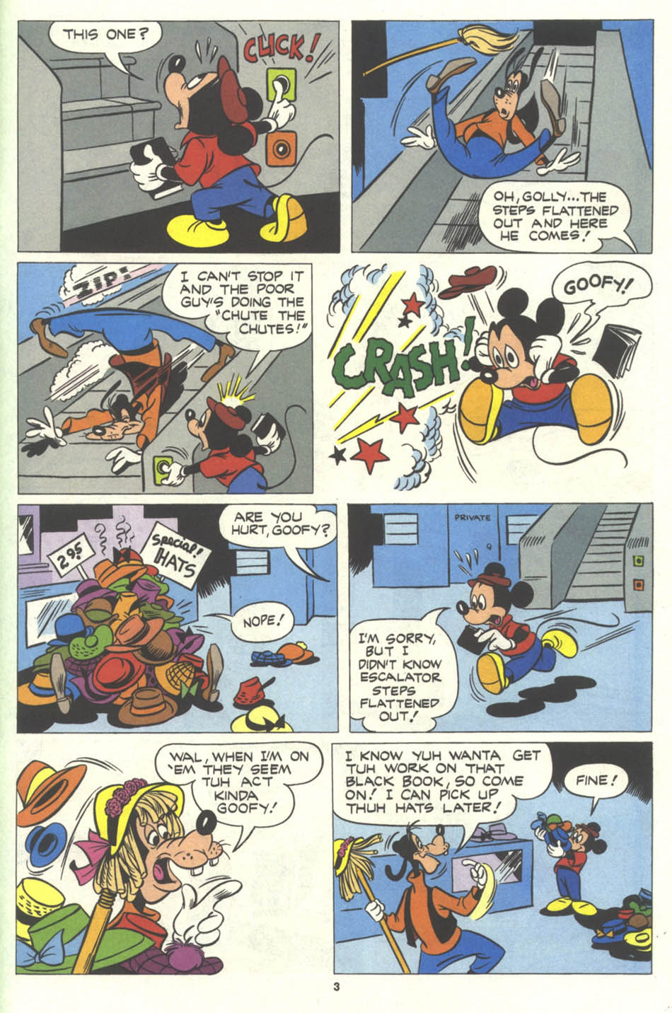 Walt Disney's Comics and Stories issue 575 - Page 53