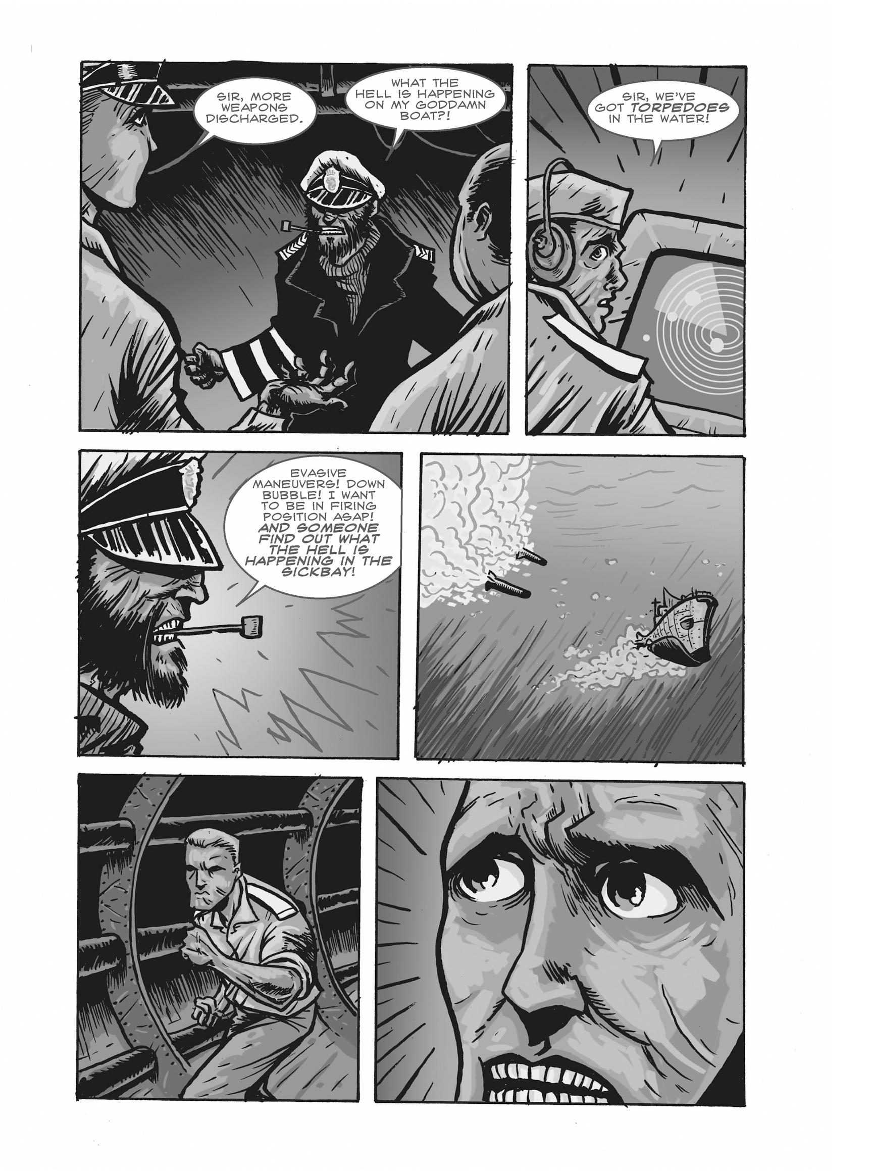 Read online FUBAR comic -  Issue #2 - 81