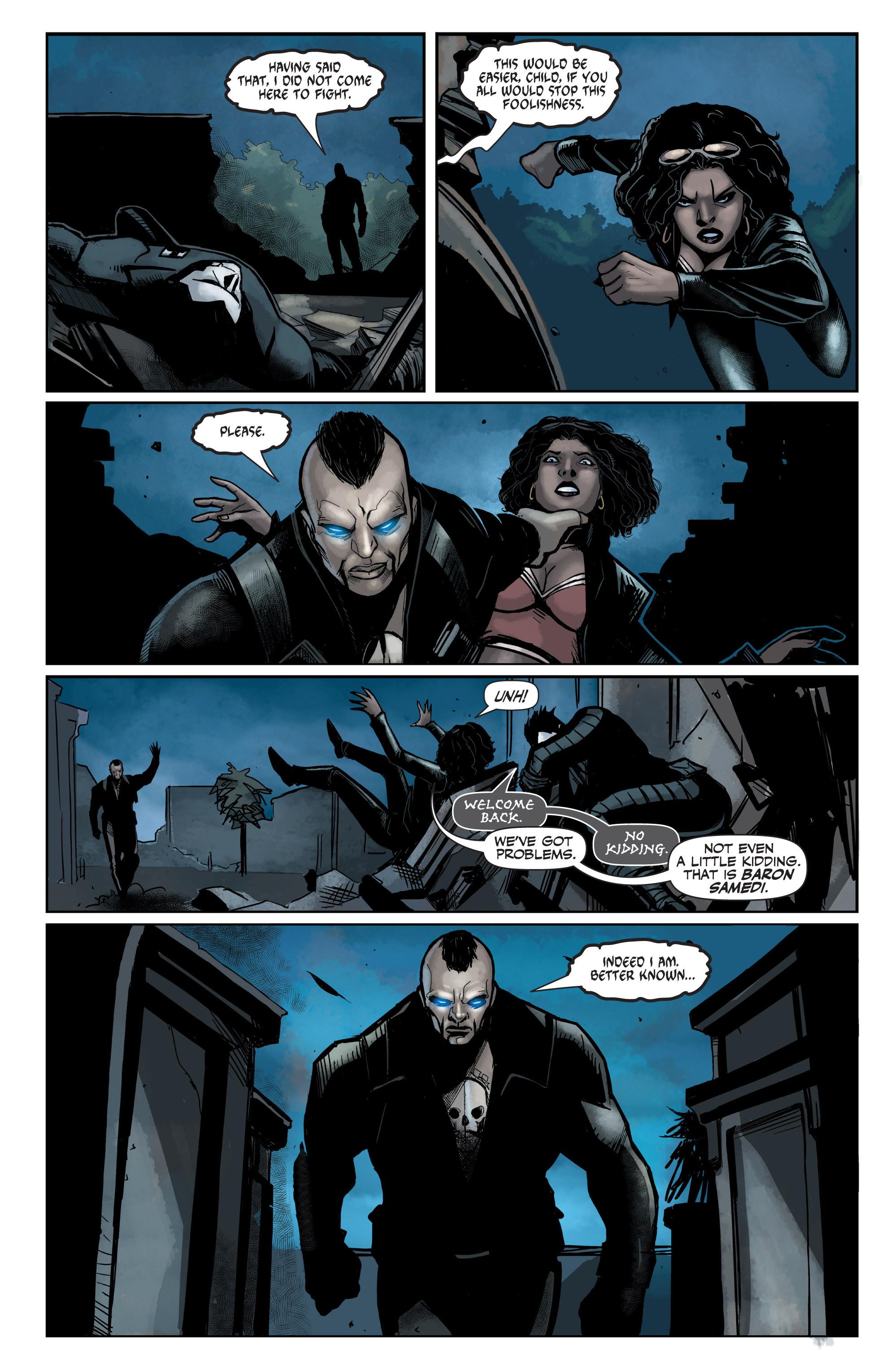 Read online Shadowman (2012) comic -  Issue #6 - 20
