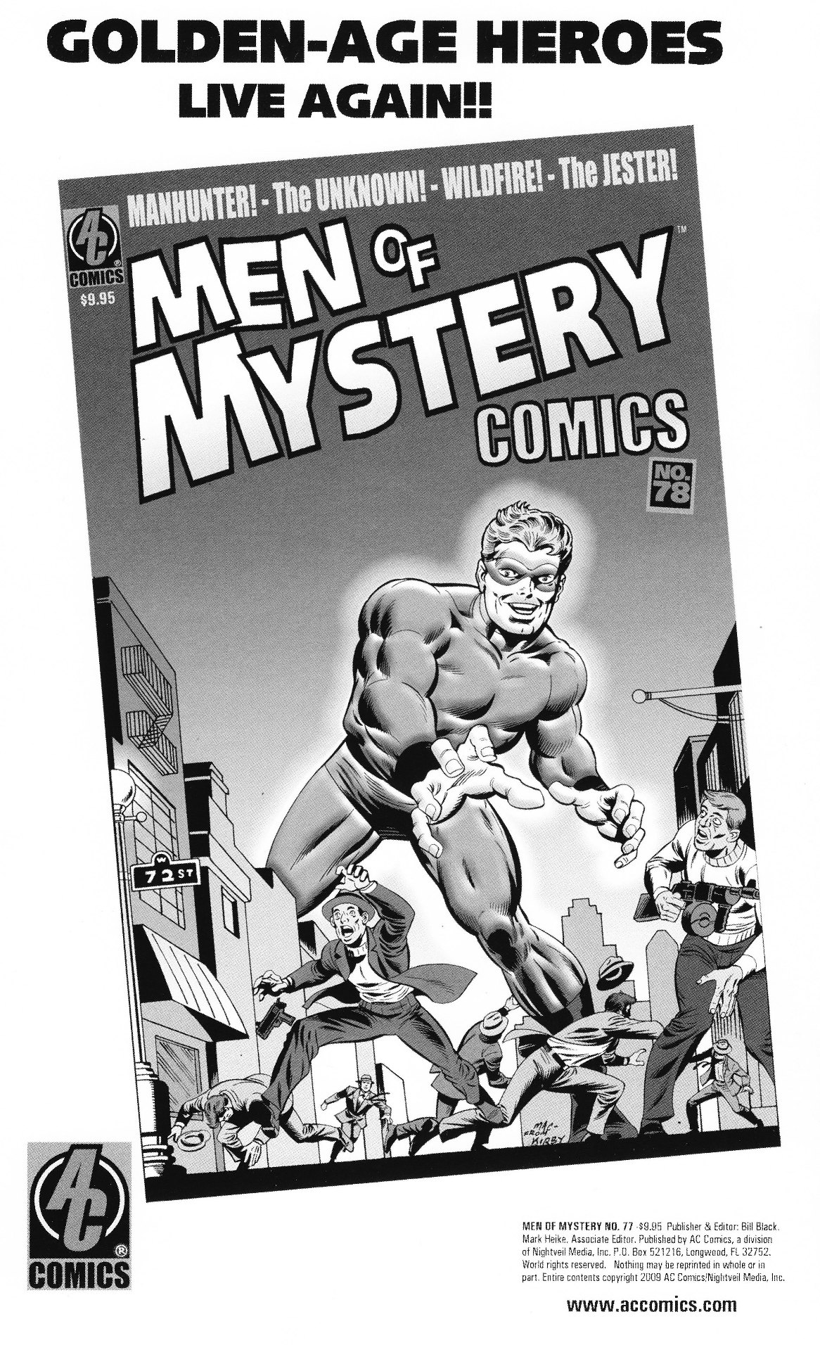 Read online Men of Mystery Comics comic -  Issue #77 - 2
