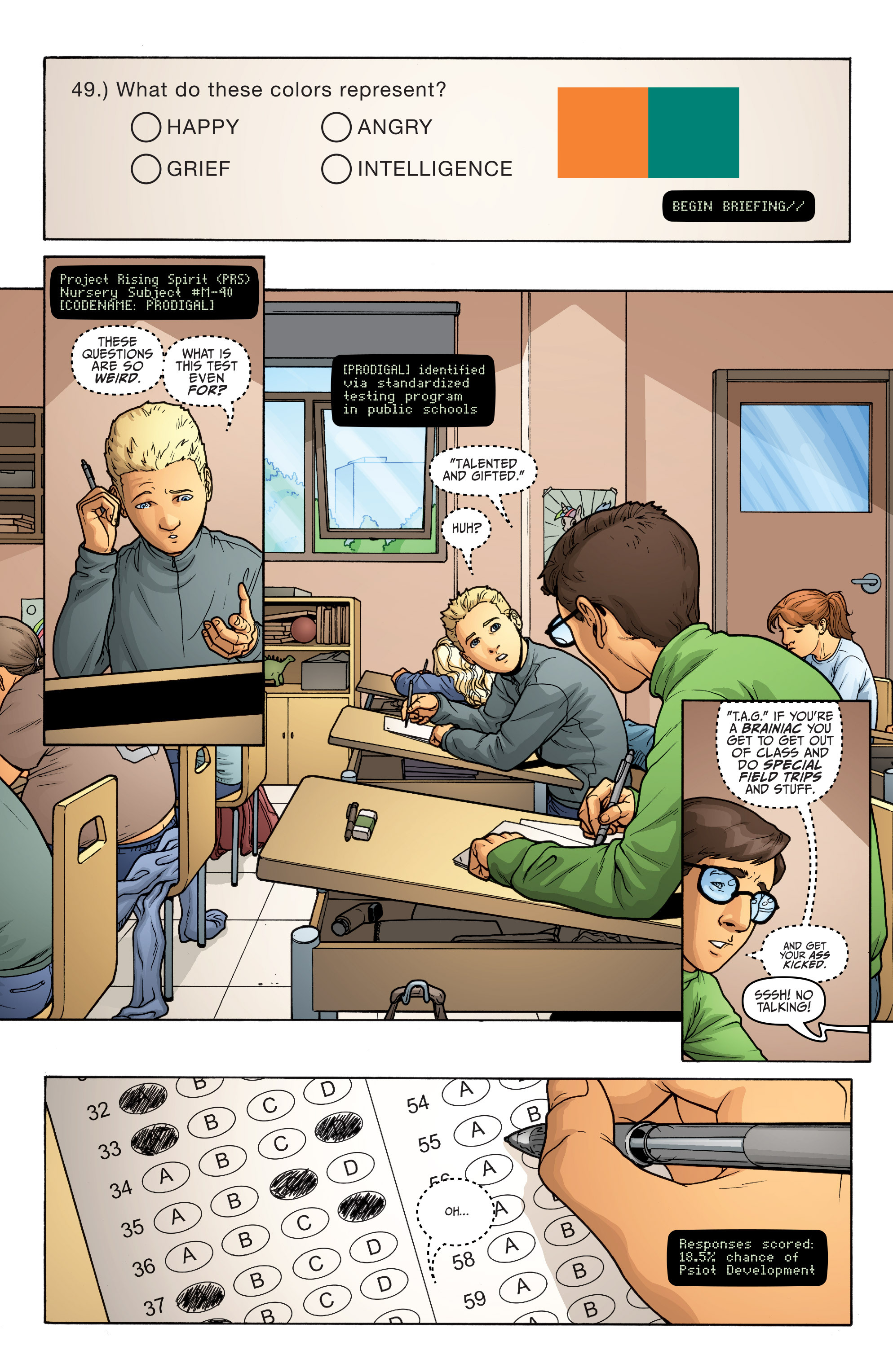 Read online Archer and Armstrong comic -  Issue #Archer and Armstrong _TPB 5 - 8