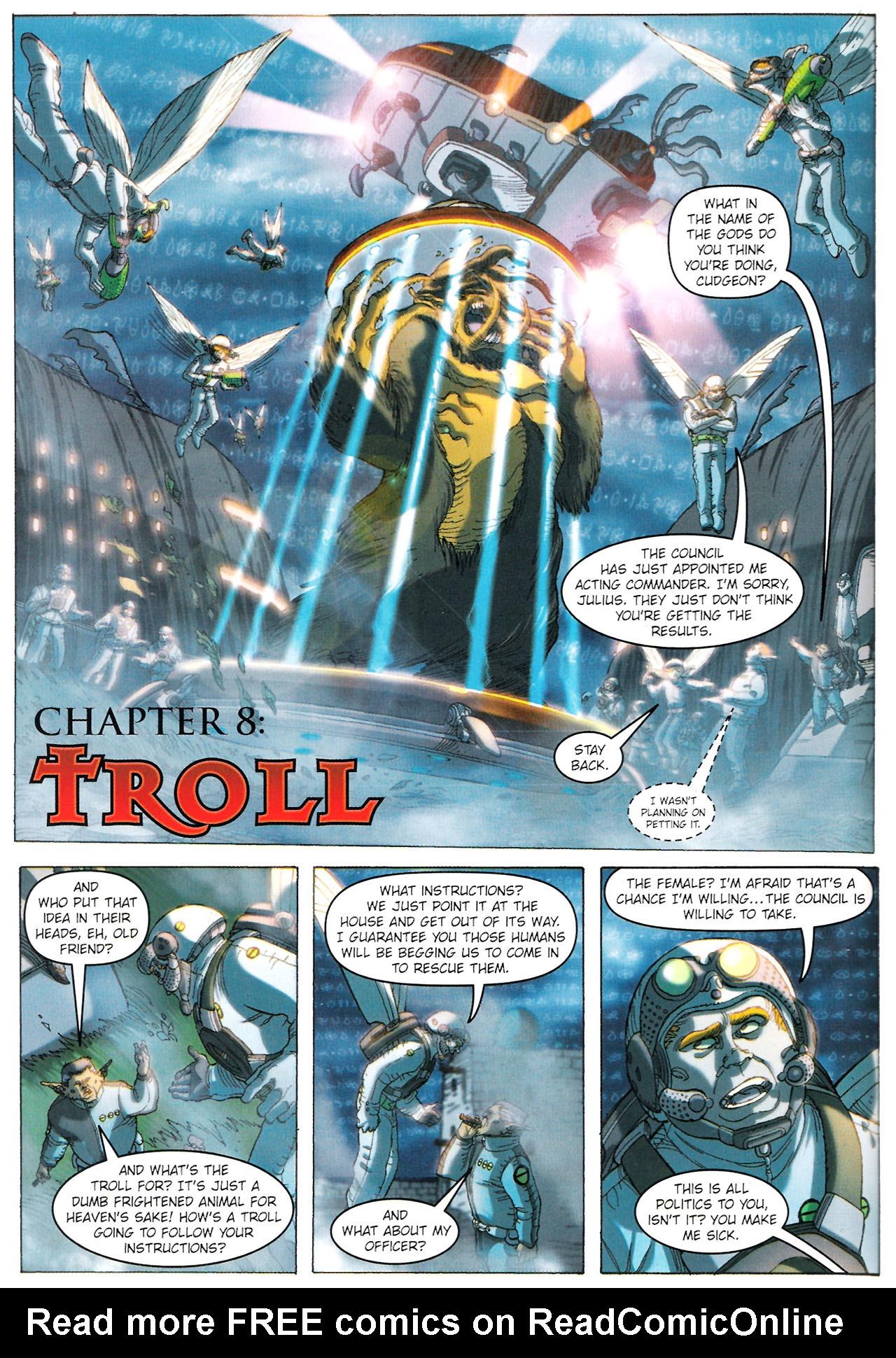 Read online Artemis Fowl: The Graphic Novel comic -  Issue #Artemis Fowl: The Graphic Novel Full - 87