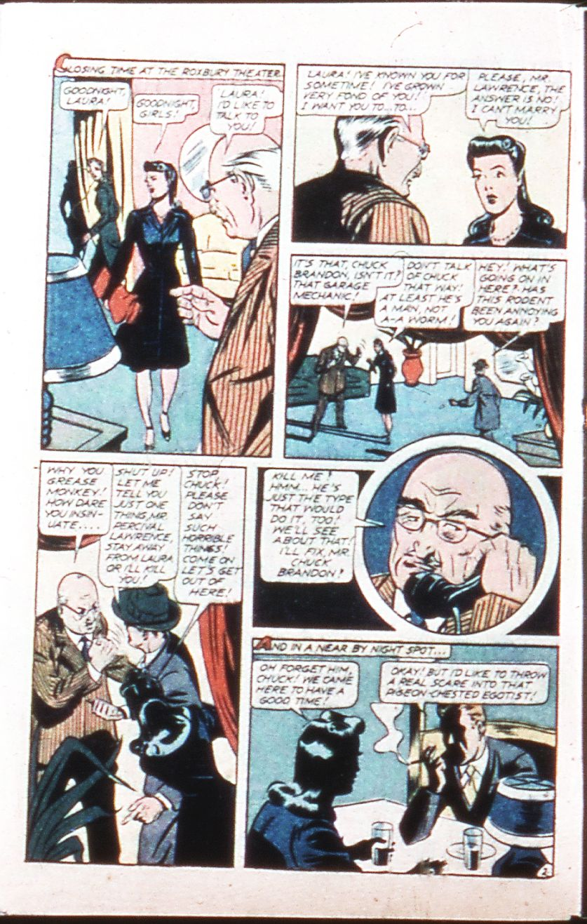 Marvel Mystery Comics (1939) issue 64 - Page 4