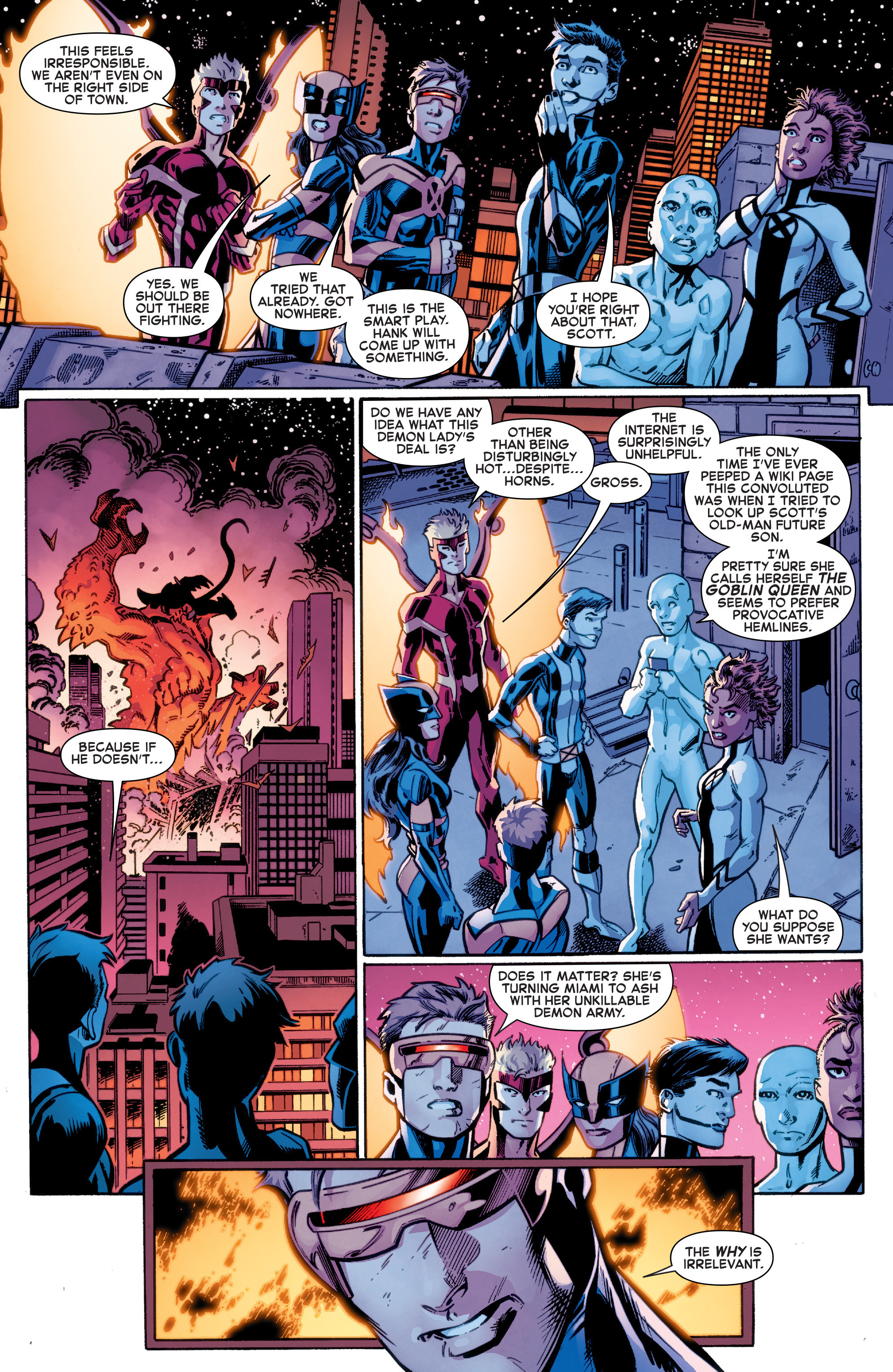 Read online All-New X-Men (2016) comic -  Issue #16 - 5