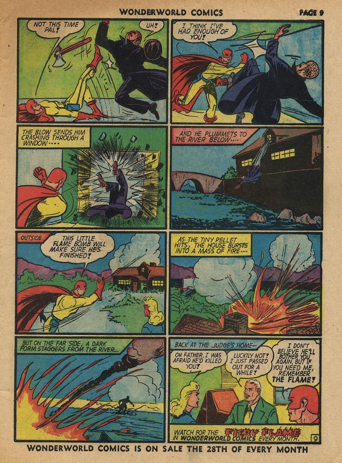 Wonderworld Comics issue 23 - Page 11