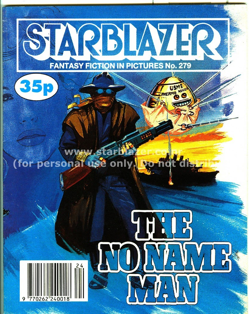 Starblazer issue 279 - Page 2