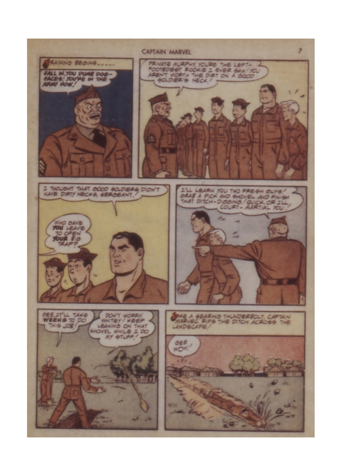 Captain Marvel Adventures issue 12 - Page 7
