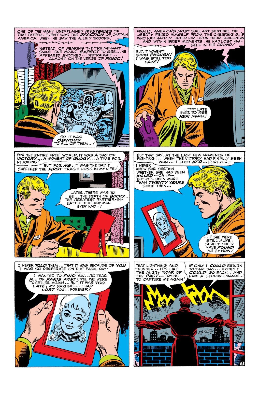 Read online Marvel Masterworks: The Invincible Iron Man comic -  Issue # TPB 3 (Part 3) - 70