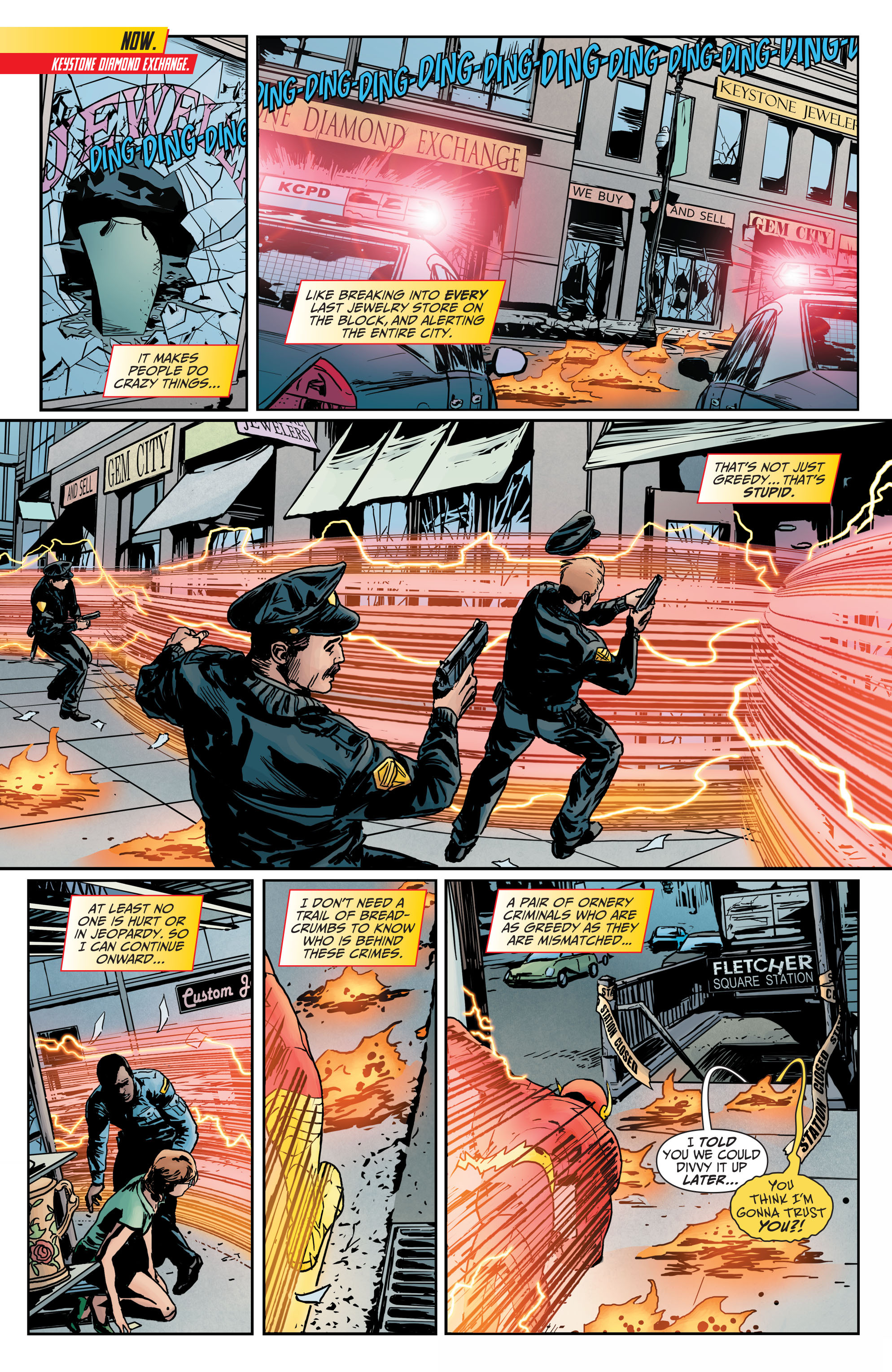 Read online The Flash (2011) comic -  Issue # _TPB 5 - 67