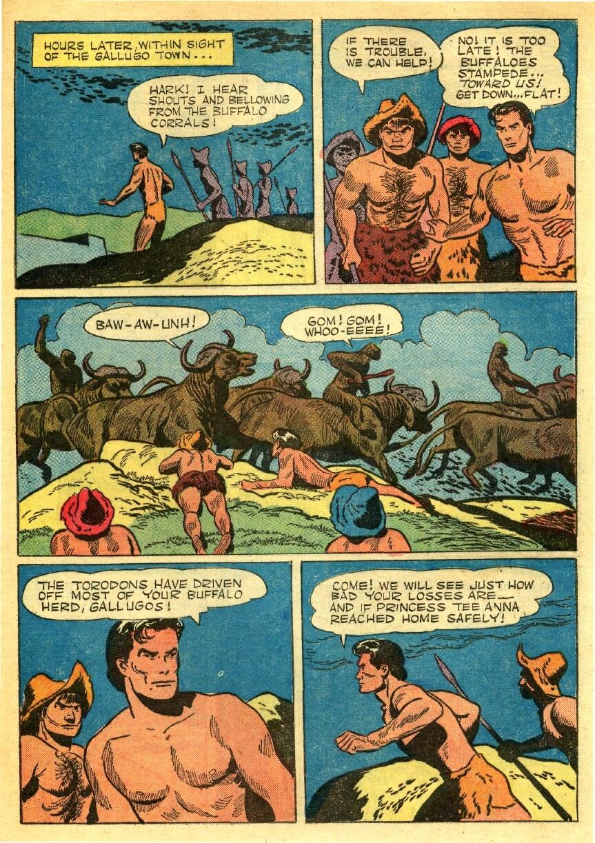 Tarzan (1948) issue 56 - Page 37