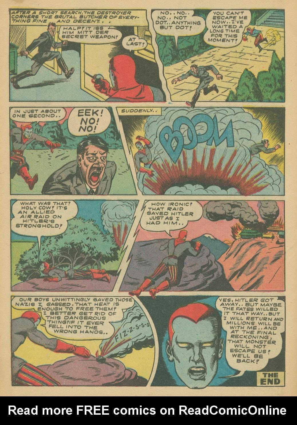 Read online All-Winners Comics comic -  Issue #8 - 54