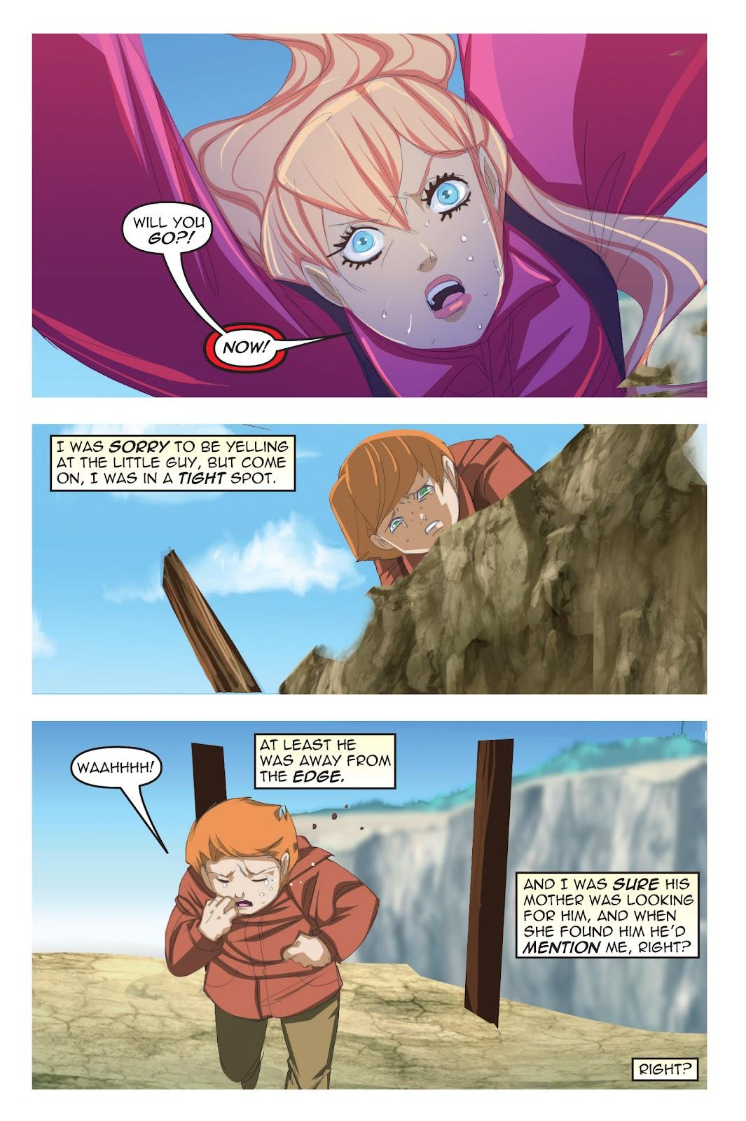 Read online Nancy Drew comic -  Issue #19 - 43