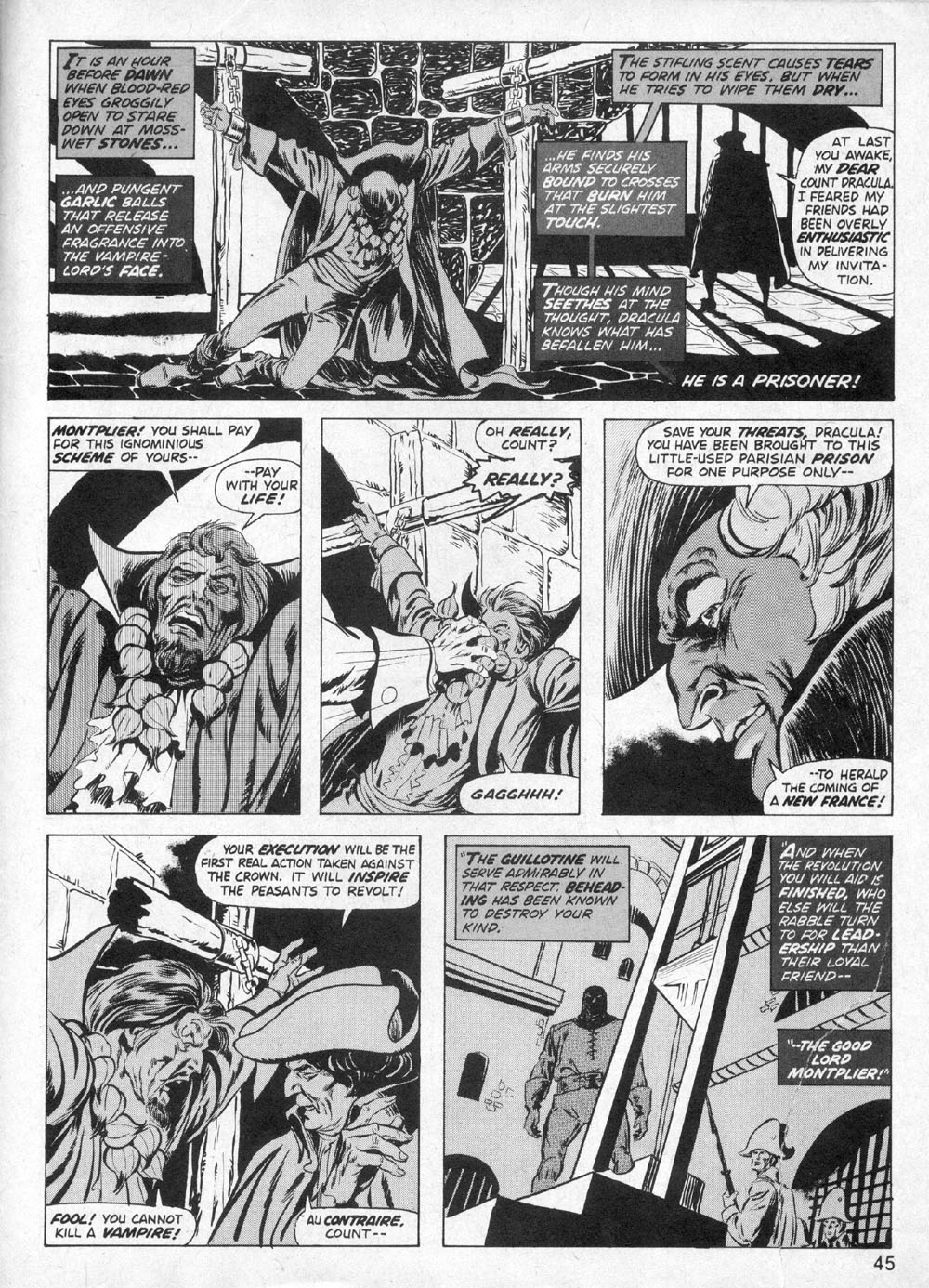 Dracula Lives issue 6 - Page 41