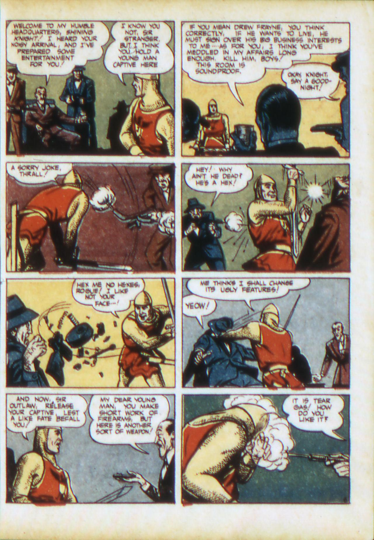 Read online Adventure Comics (1938) comic -  Issue #71 - 24