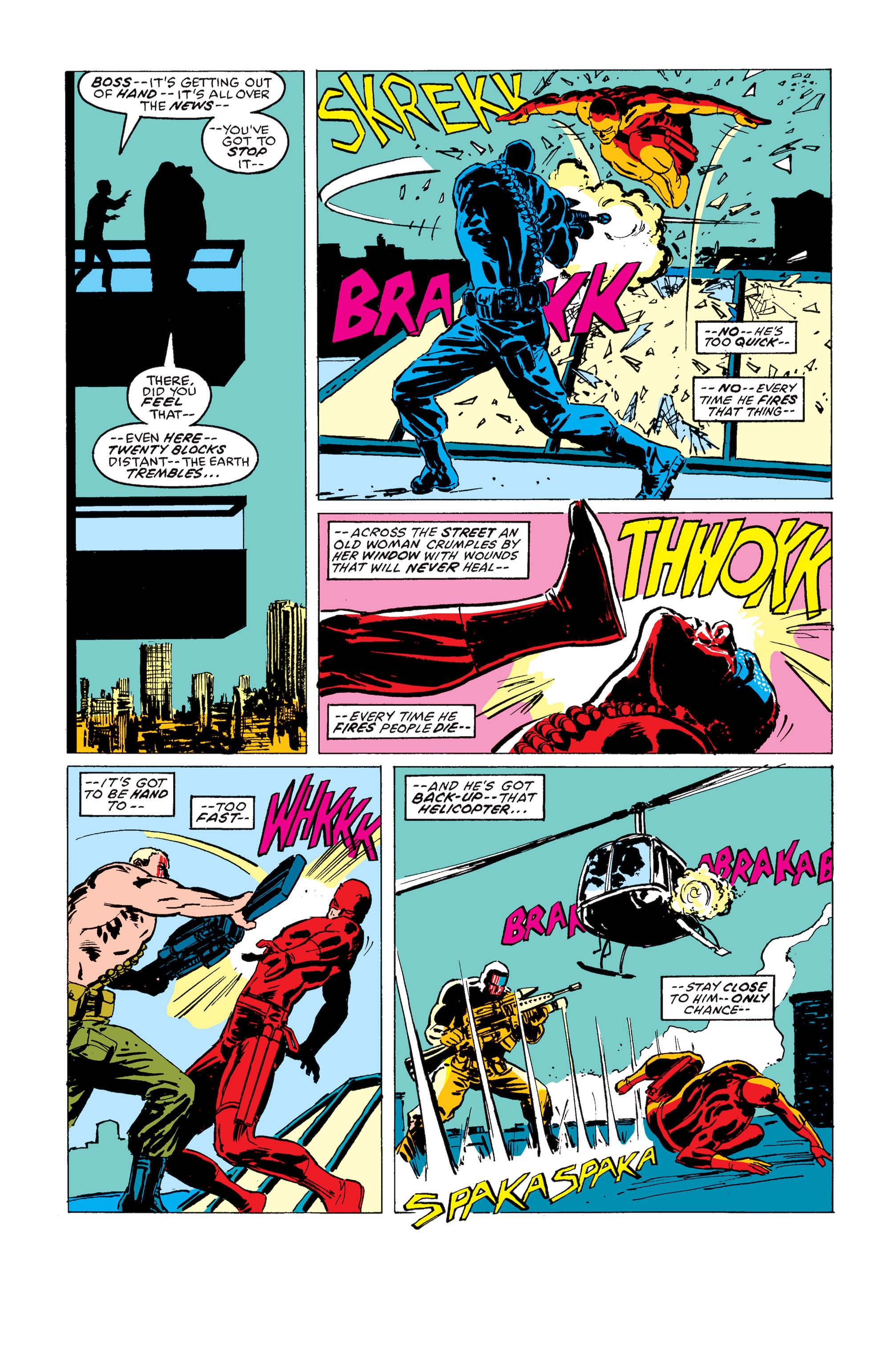 Read online Daredevil: Born Again comic -  Issue # Full - 172