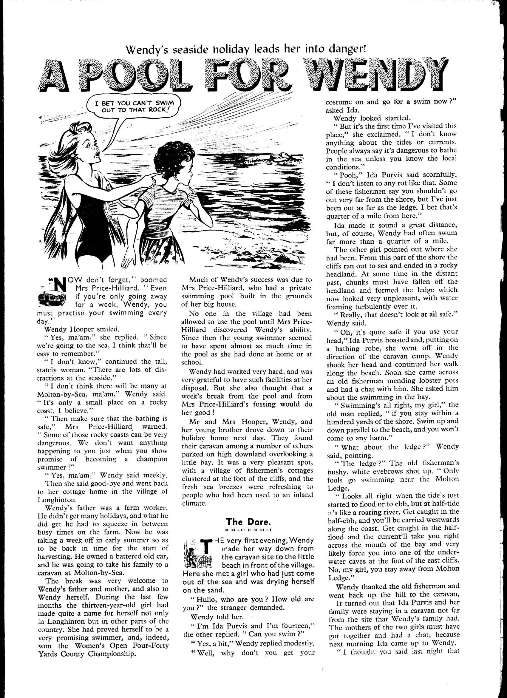 Read online Judy comic -  Issue #38 - 9