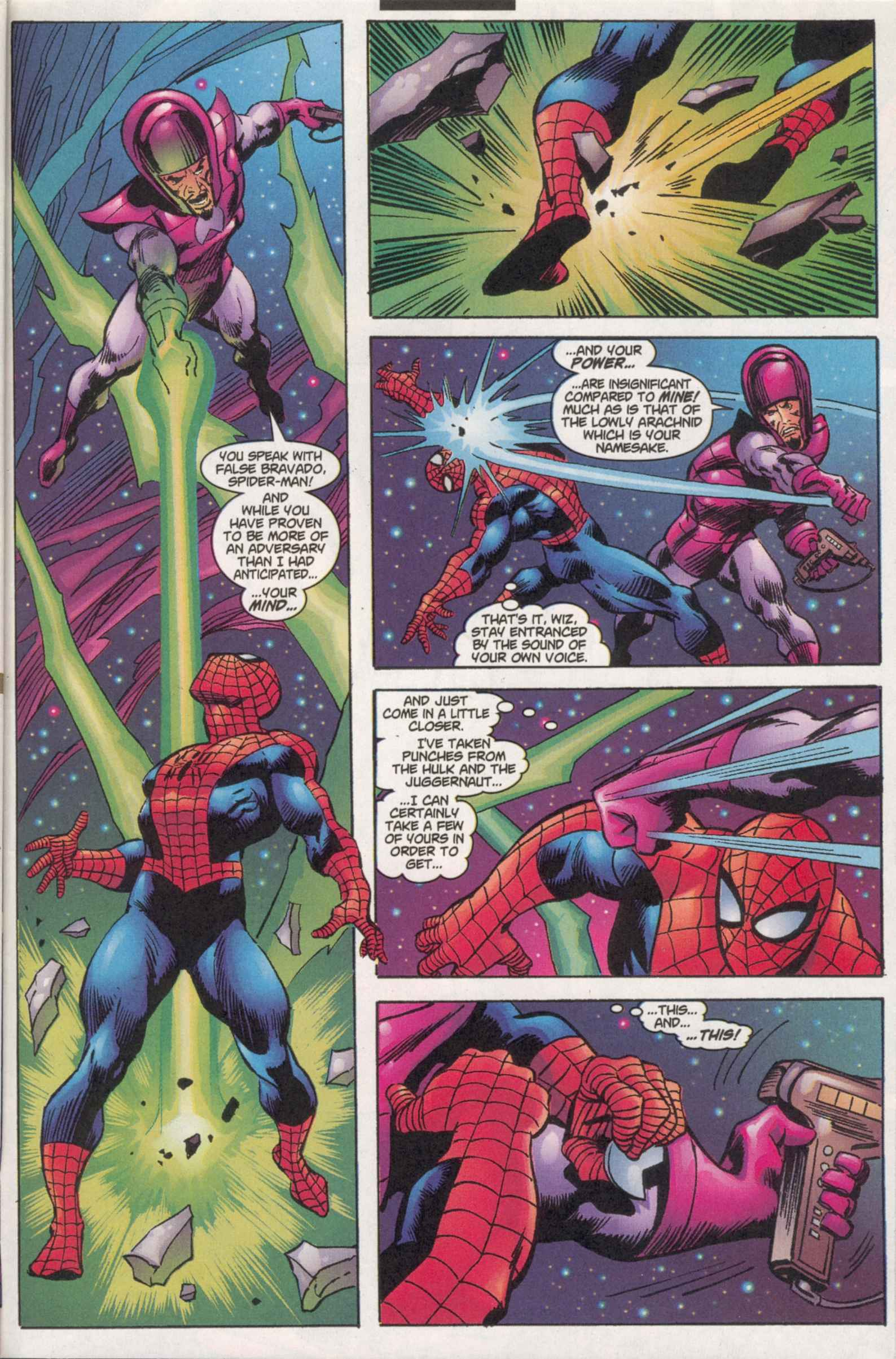 The Amazing Spider-Man (1999) _Annual_1 Page 33