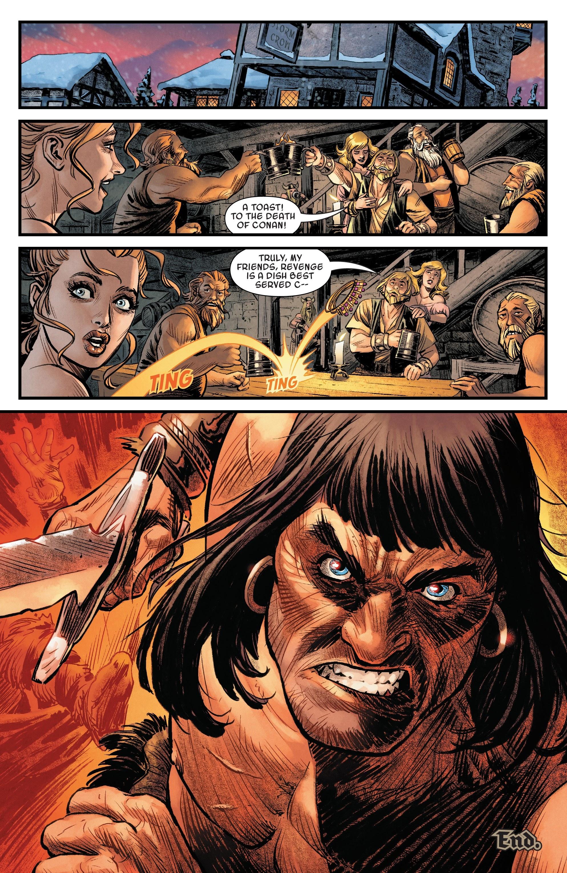 Read online Savage Sword of Conan comic -  Issue #6 - 23