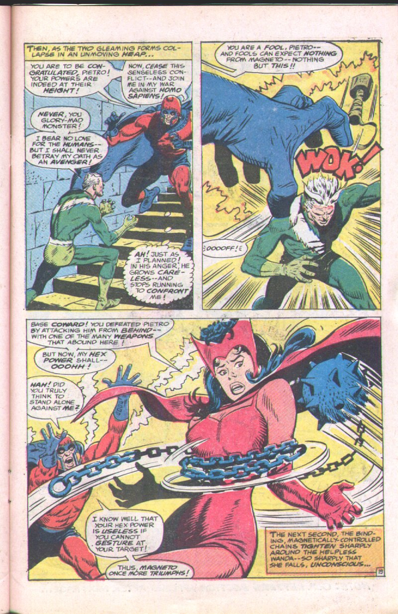The Avengers (1963) 47 Page 19