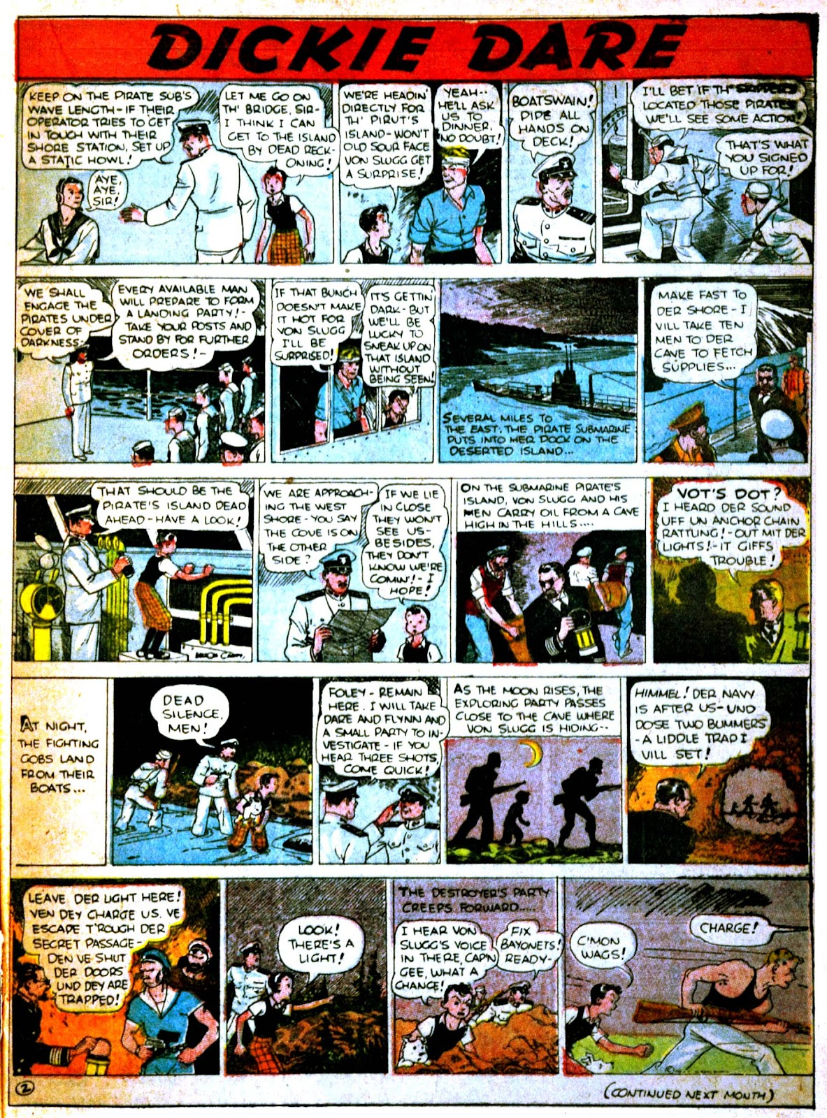 Read online Famous Funnies comic -  Issue #29 - 23