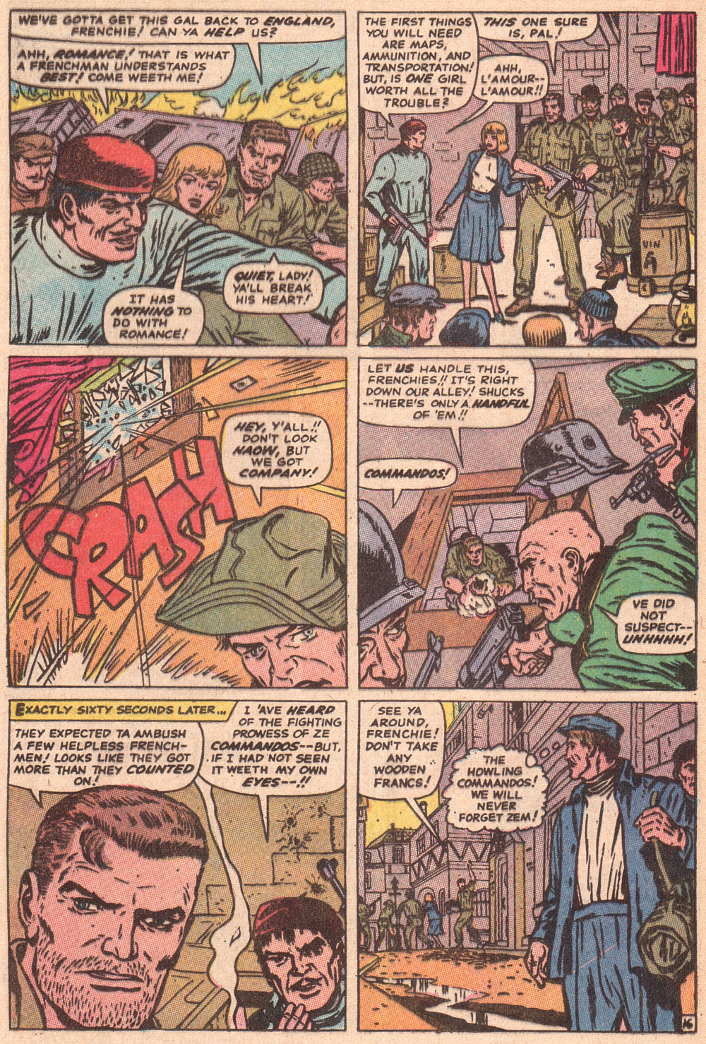 Read online Sgt. Fury comic -  Issue #80 - 24