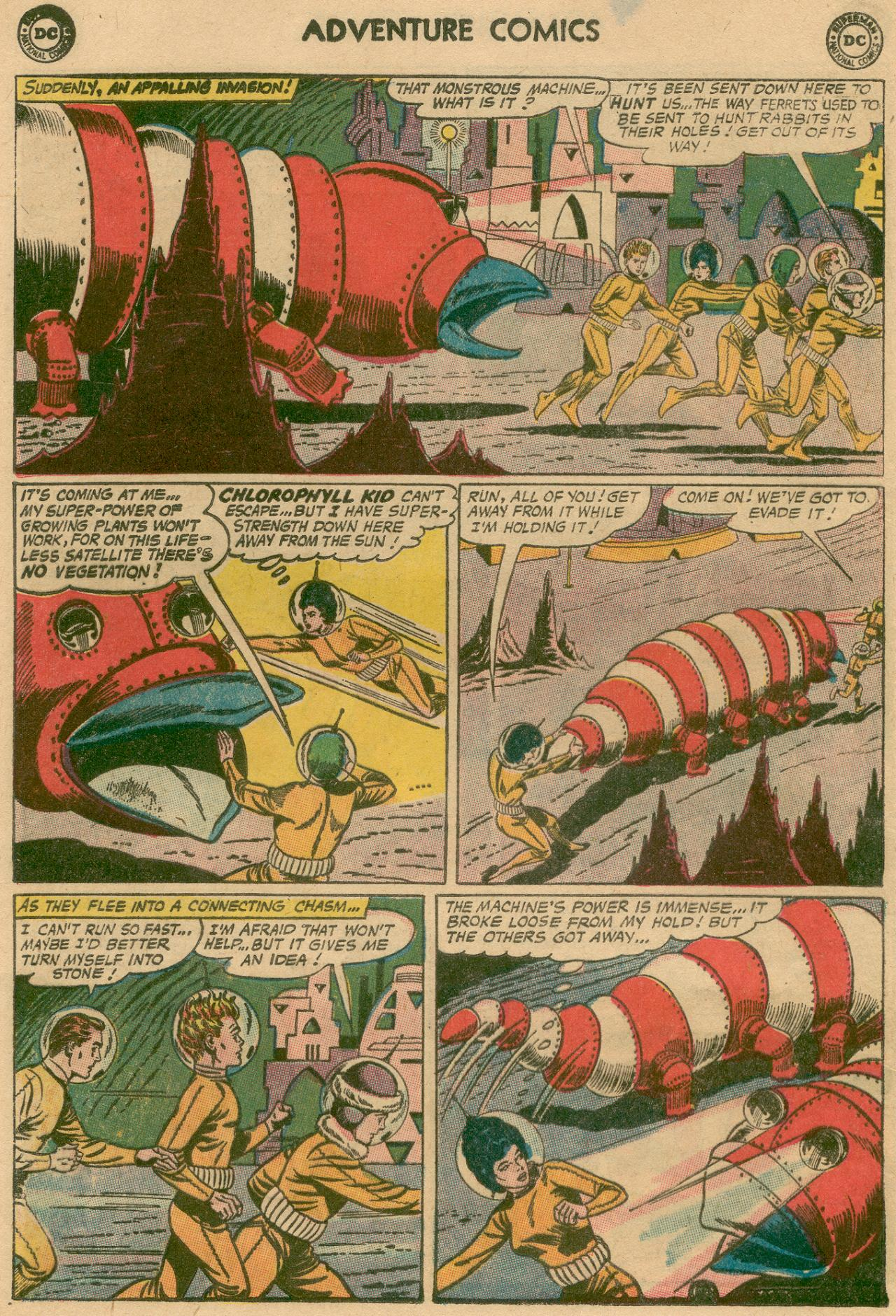Read online Adventure Comics (1938) comic -  Issue #311 - 15