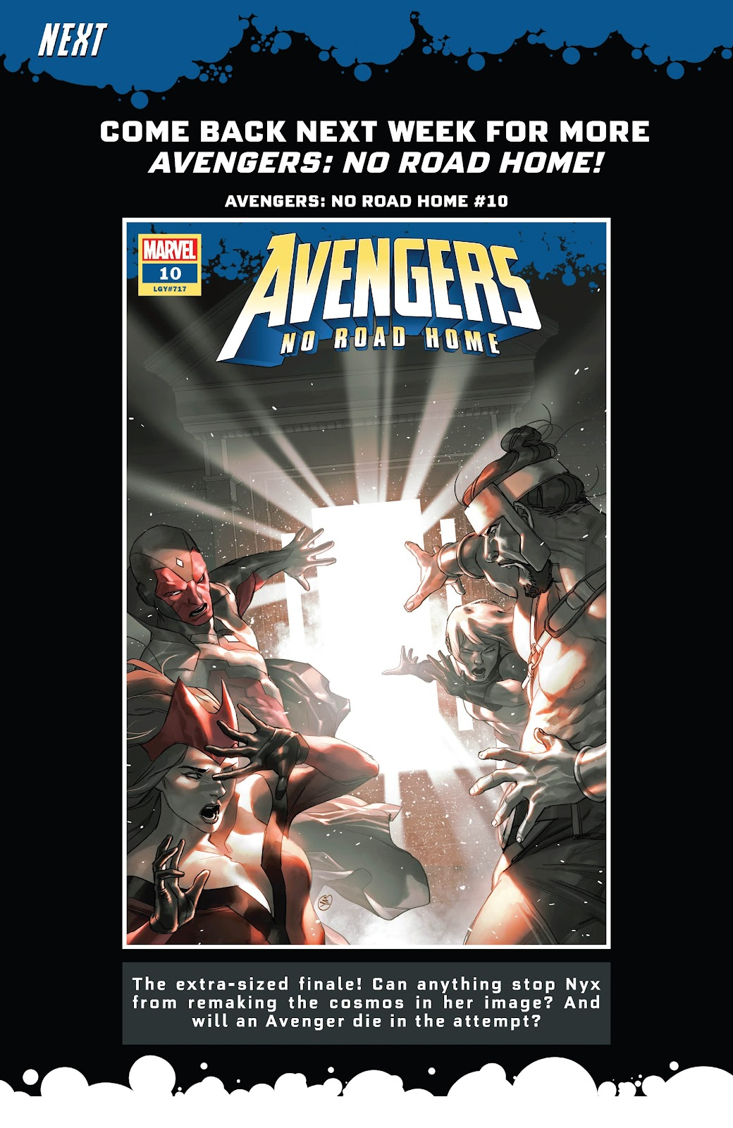 Read online Avengers No Road Home comic -  Issue #9 - 25