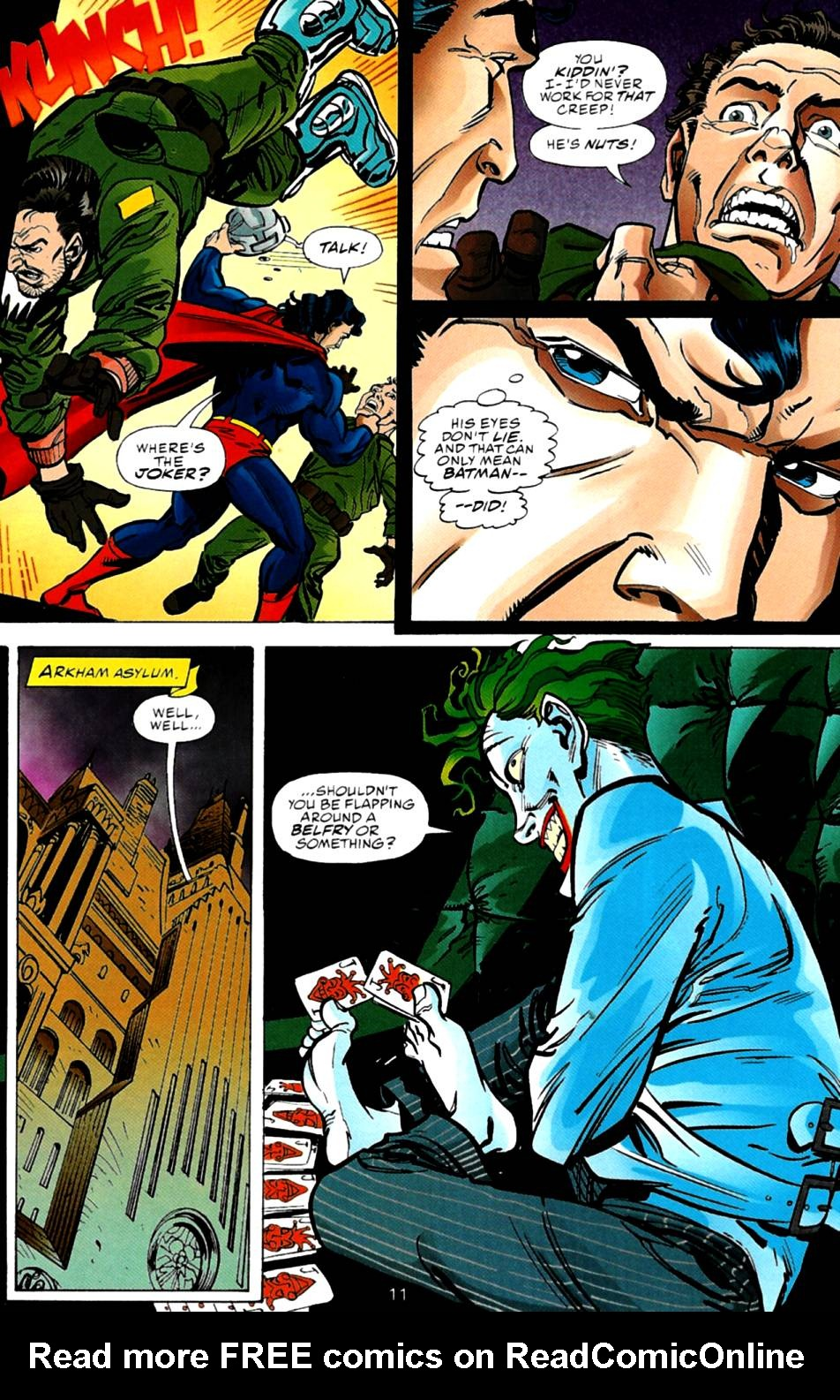 Action Comics (1938) 719 Page 10