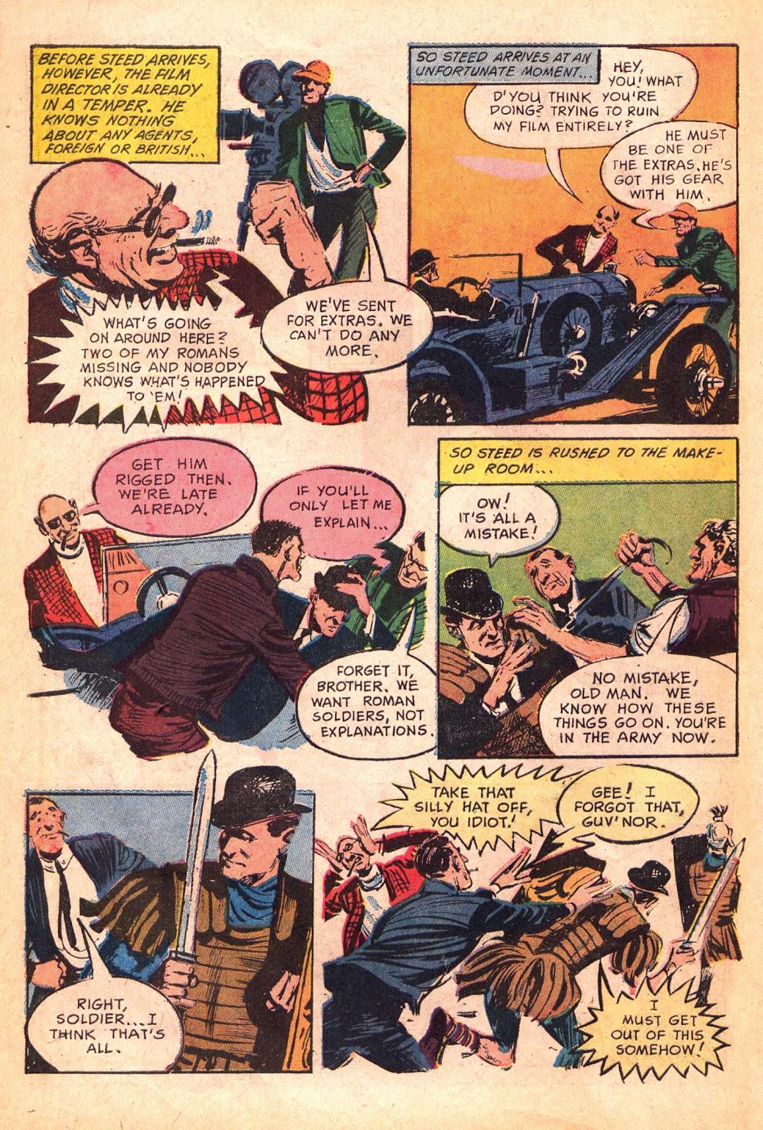 Read online The Avengers (1968) comic -  Issue # Full - 10