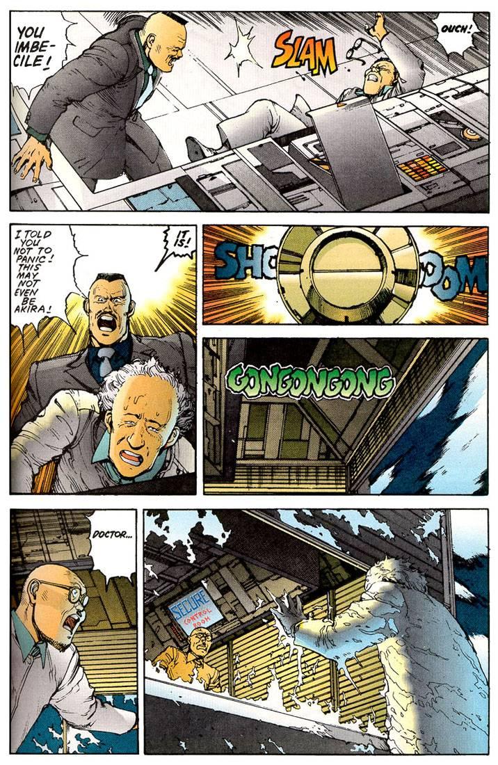 Read online Akira comic -  Issue #11 - 13
