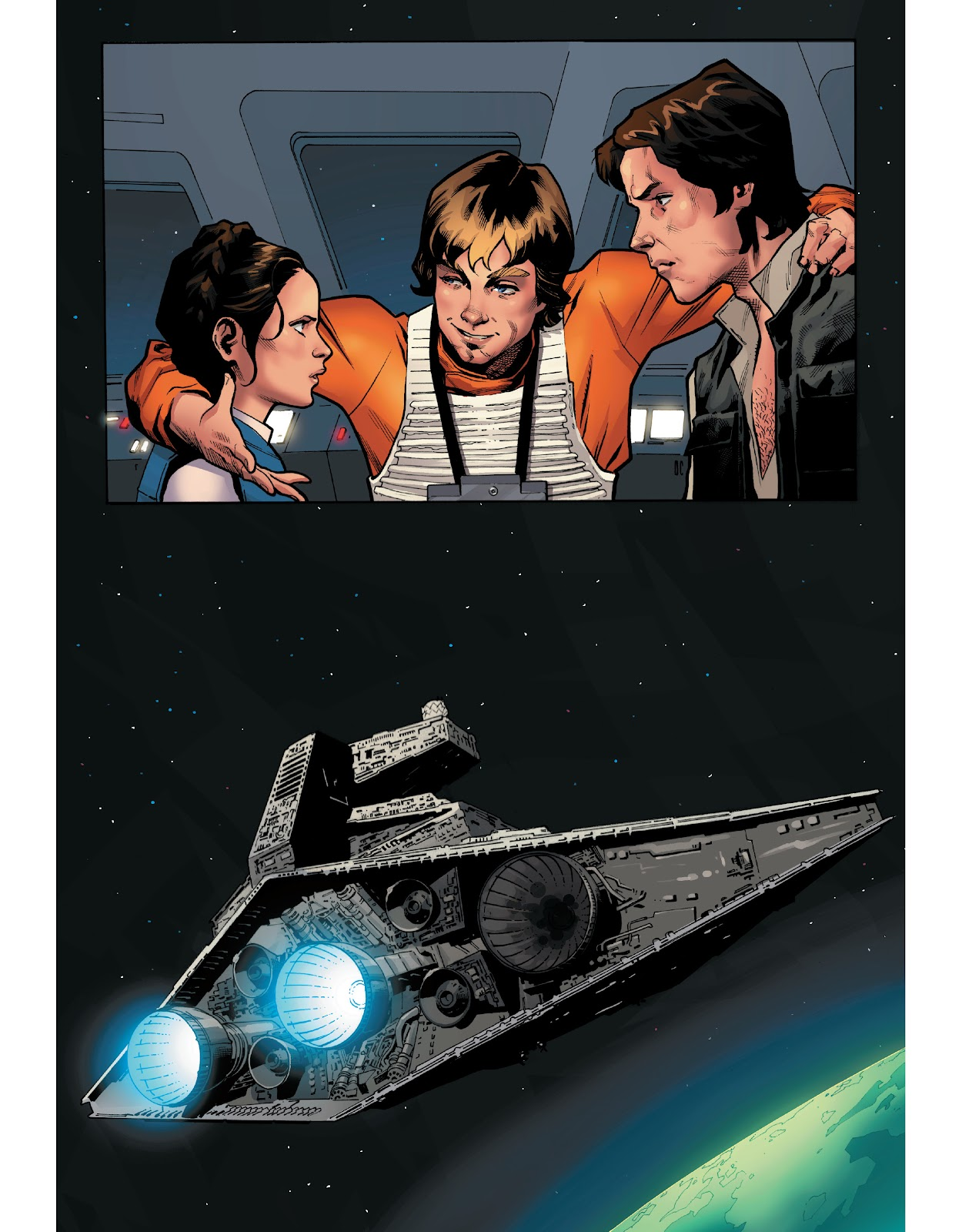 Read online The Marvel Art of Star Wars comic -  Issue # TPB (Part 2) - 3