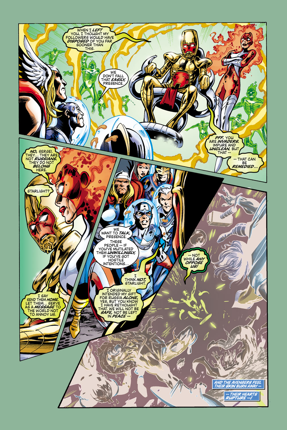 Read online Avengers (1998) comic -  Issue #43 - 13