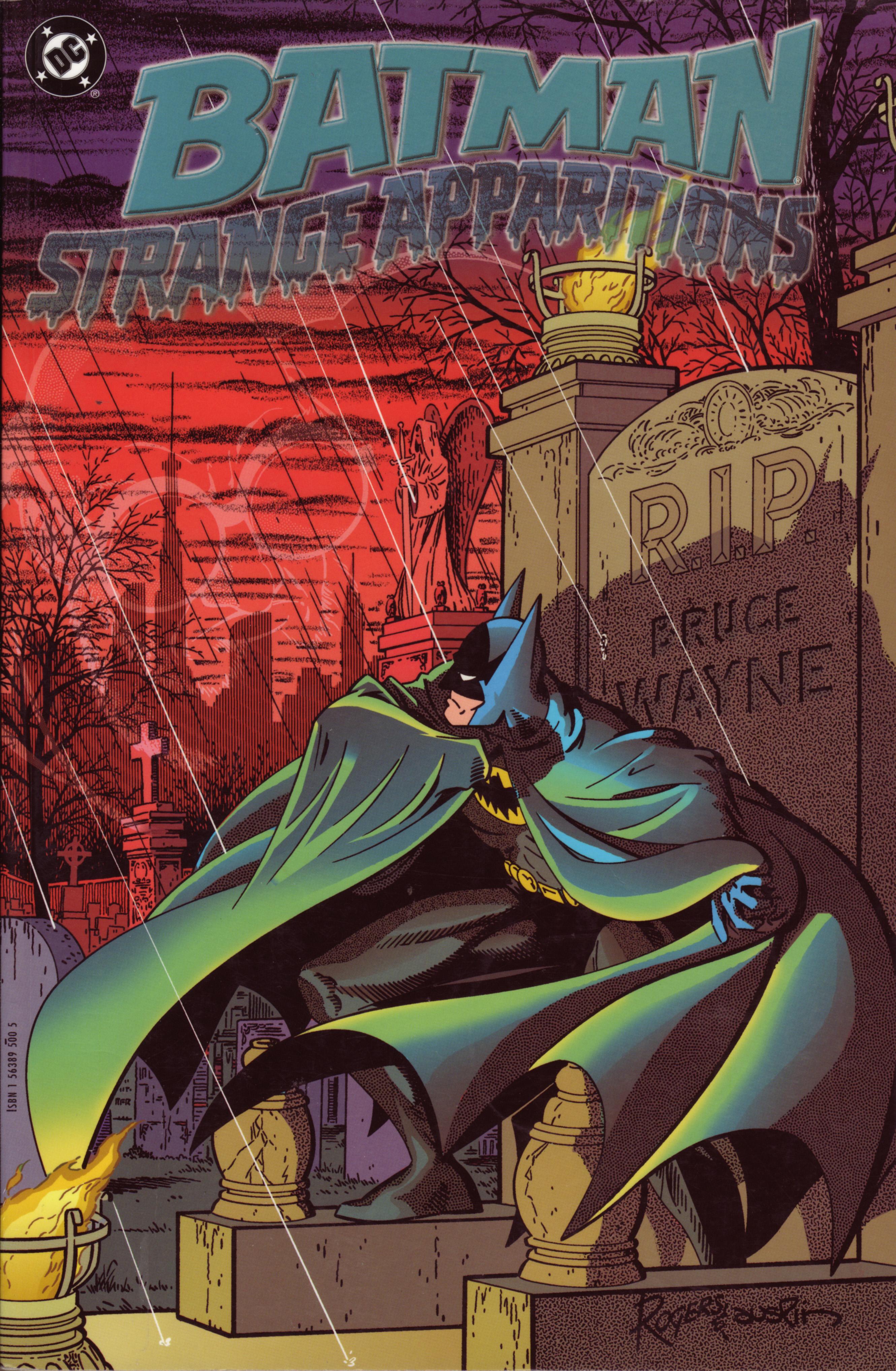 Batman: Strange Apparitions TPB Page 1
