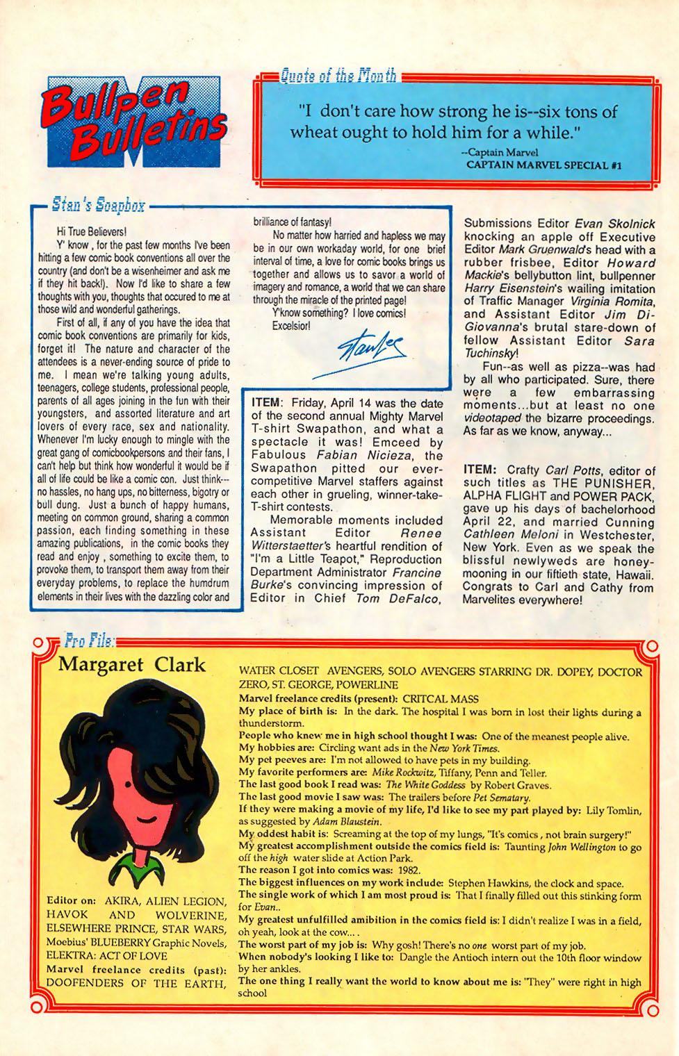 Read online Alpha Flight (1983) comic -  Issue #76 - 24