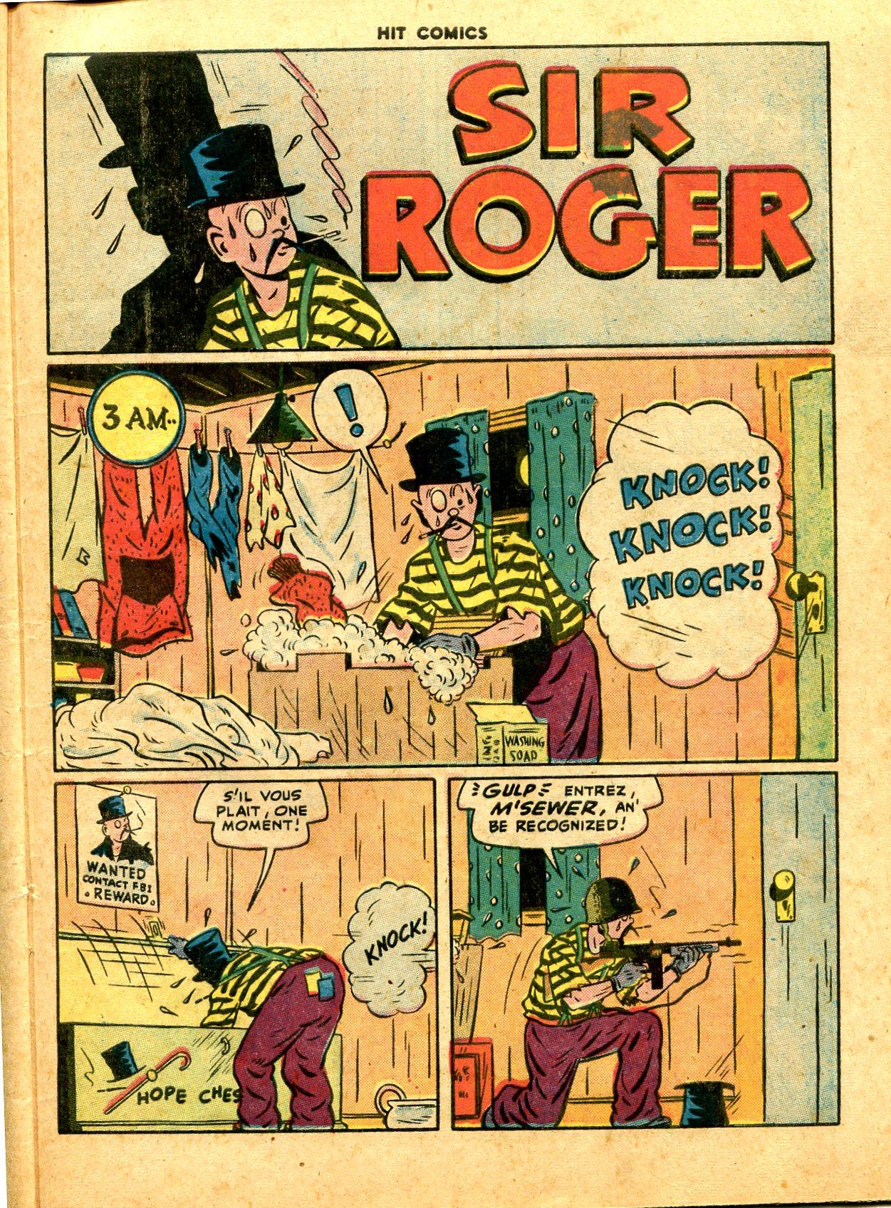Read online Hit Comics comic -  Issue #49 - 39