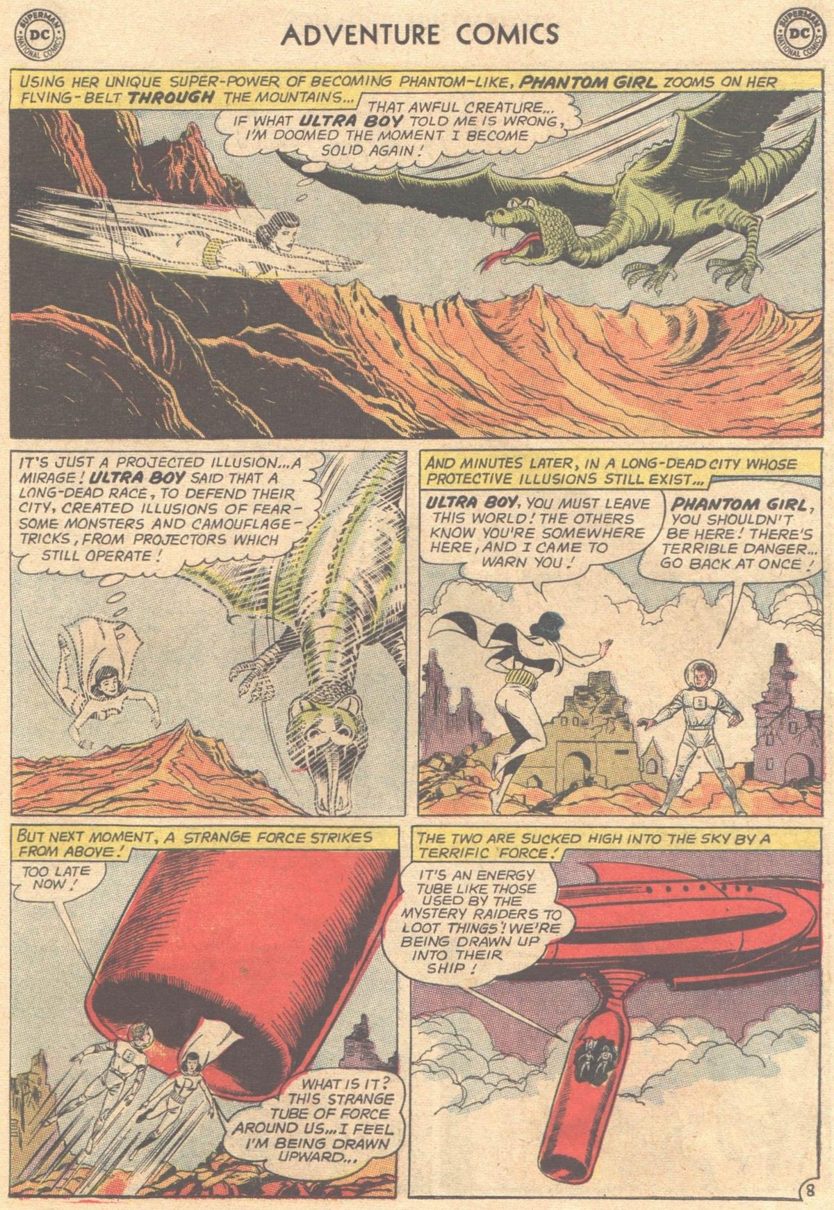 Read online Adventure Comics (1938) comic -  Issue #316 - 23