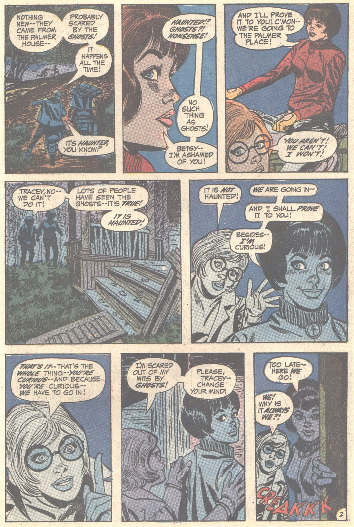 Read online Adventure Comics (1938) comic -  Issue #401 - 23