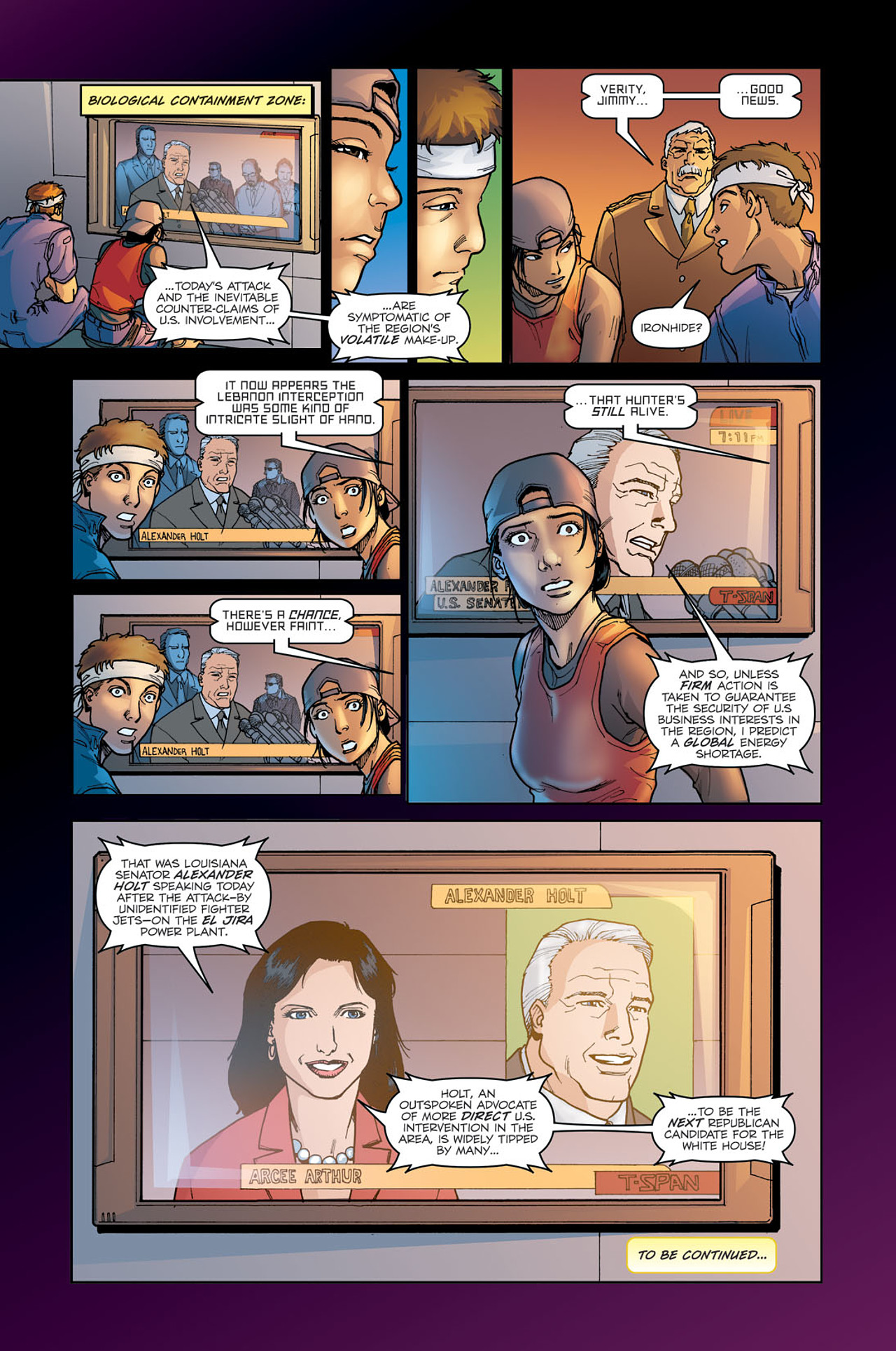 The Transformers: Escalation 2 Page 24