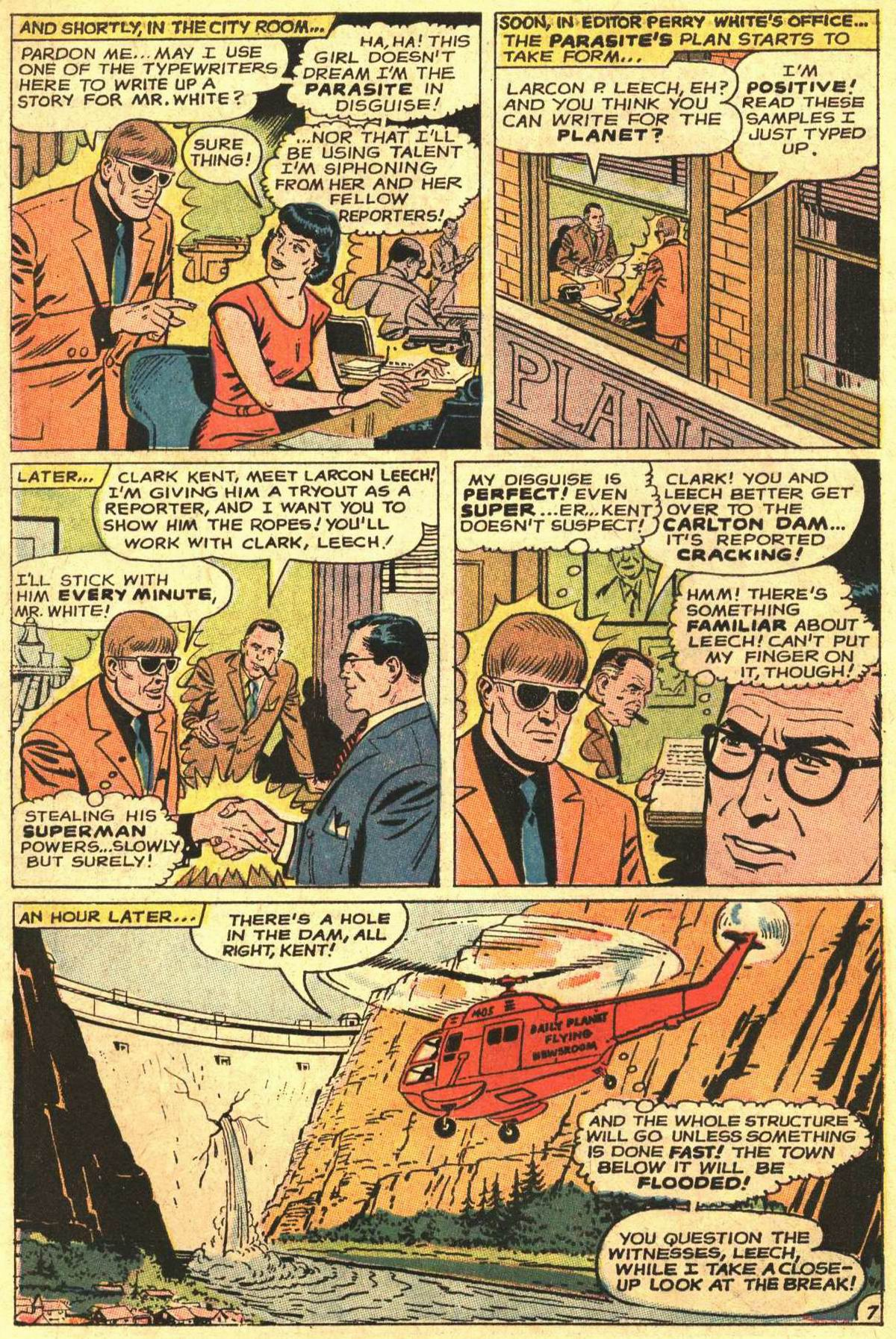 Read online Action Comics (1938) comic -  Issue #361 - 10