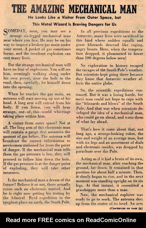 Read online Adventure Comics (1938) comic -  Issue #229 - 22