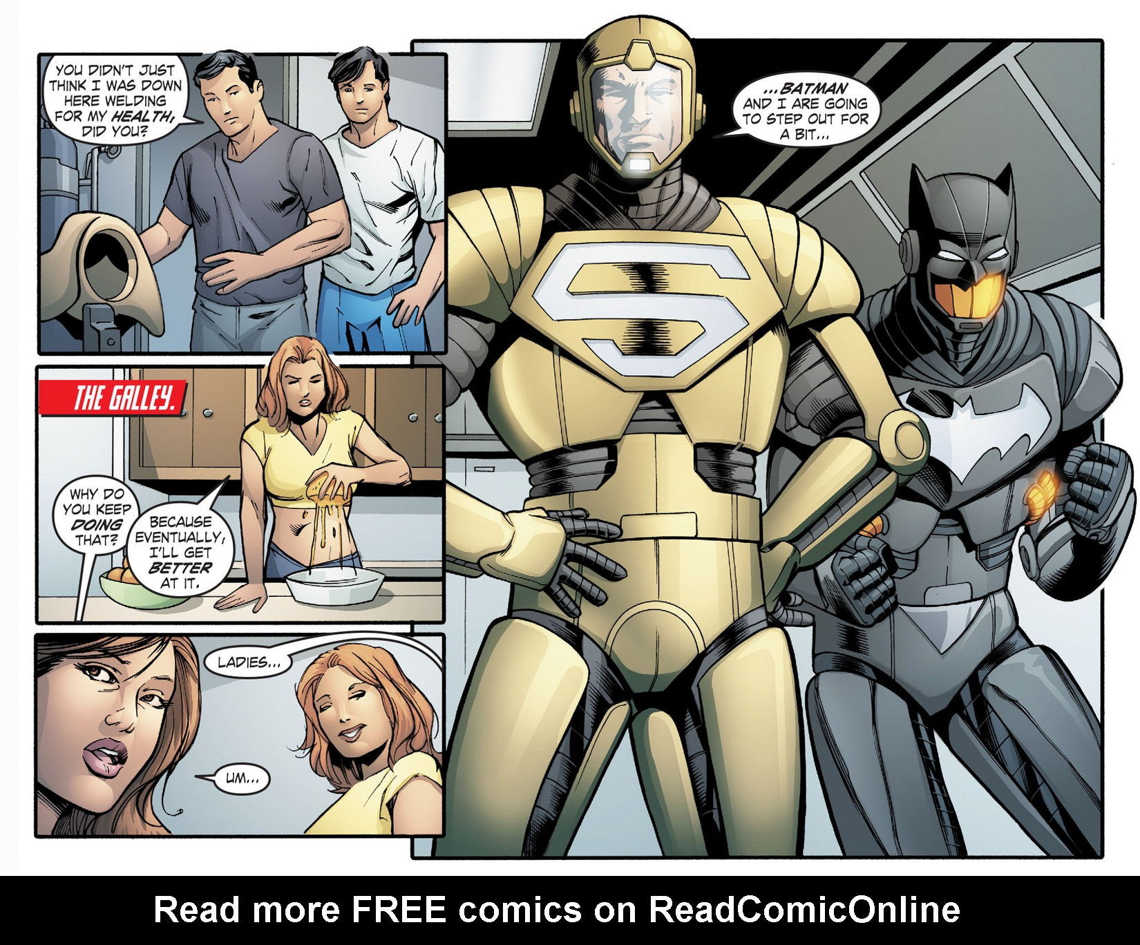 Read online Smallville: Season 11 comic -  Issue #22 - 15