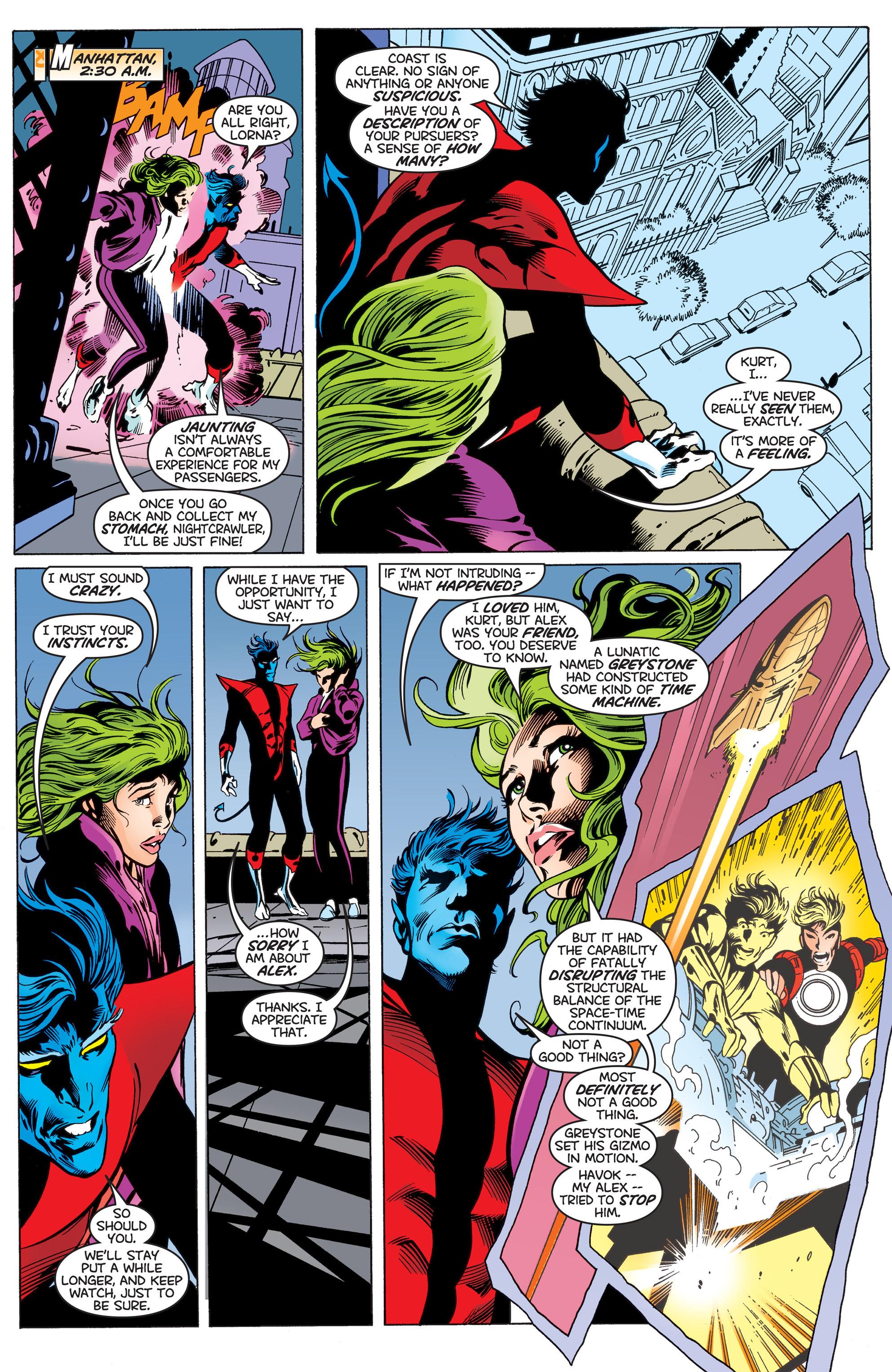 X-Men (1991) 93 Page 16